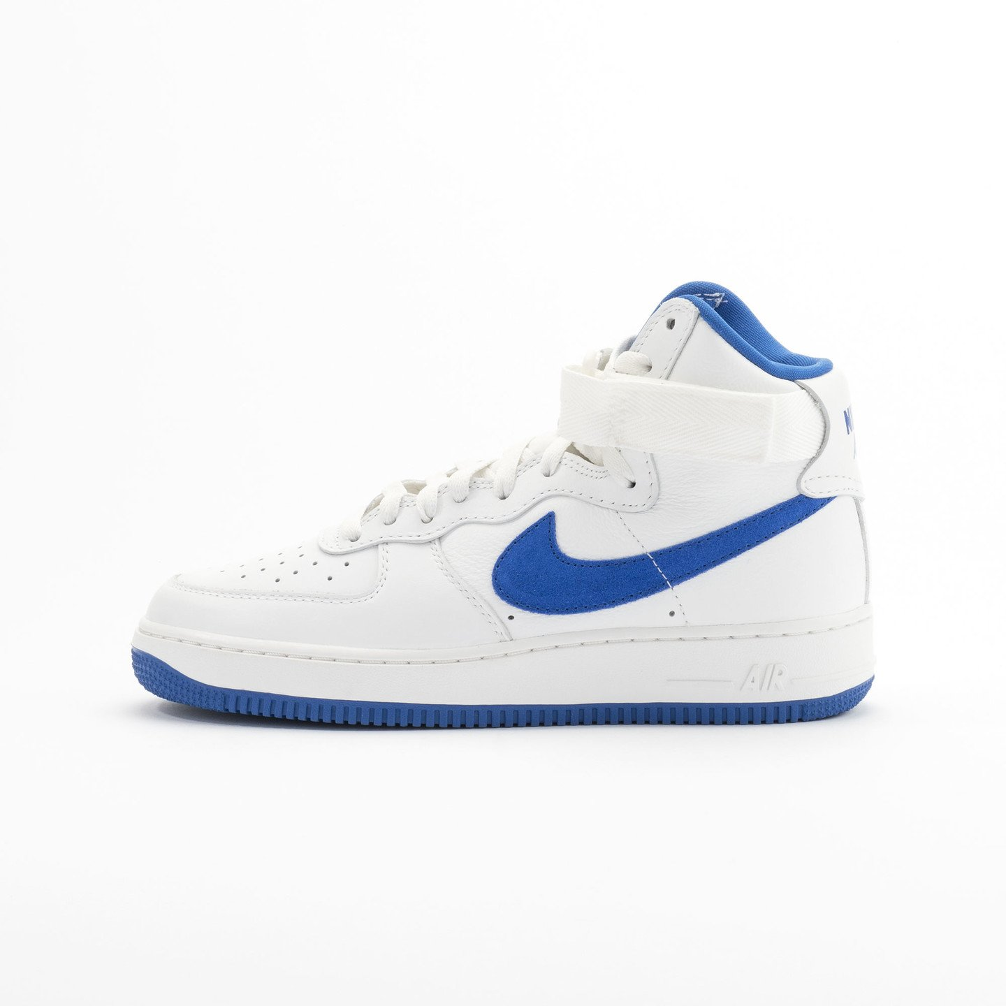 Nike Air Force 1 Hi Retro OG QS Summit White - Game Royal 743546-103-42.5