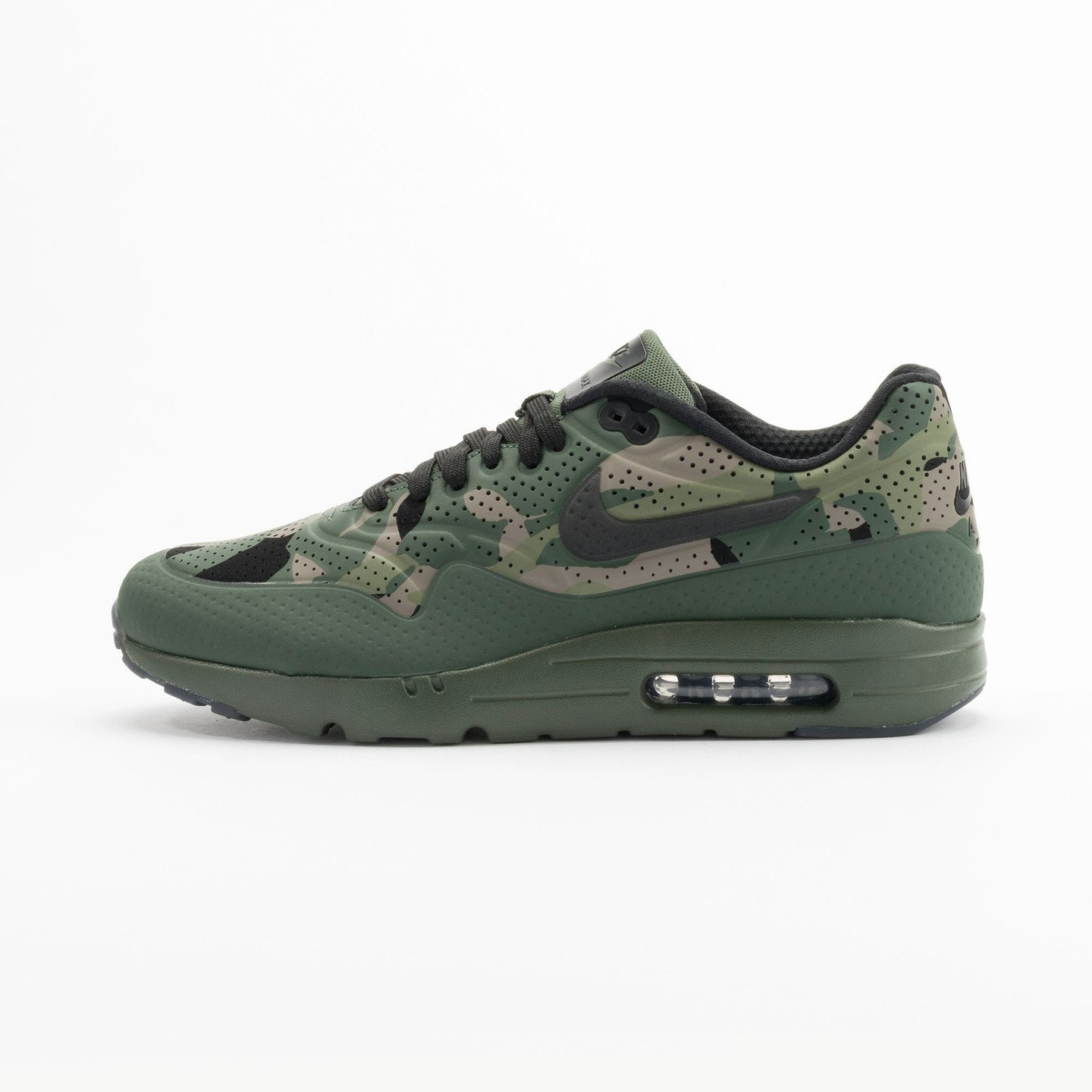 Nike Air Max 1 Ultra Moire Print Camouflage / Carbon Green 806851-300-43