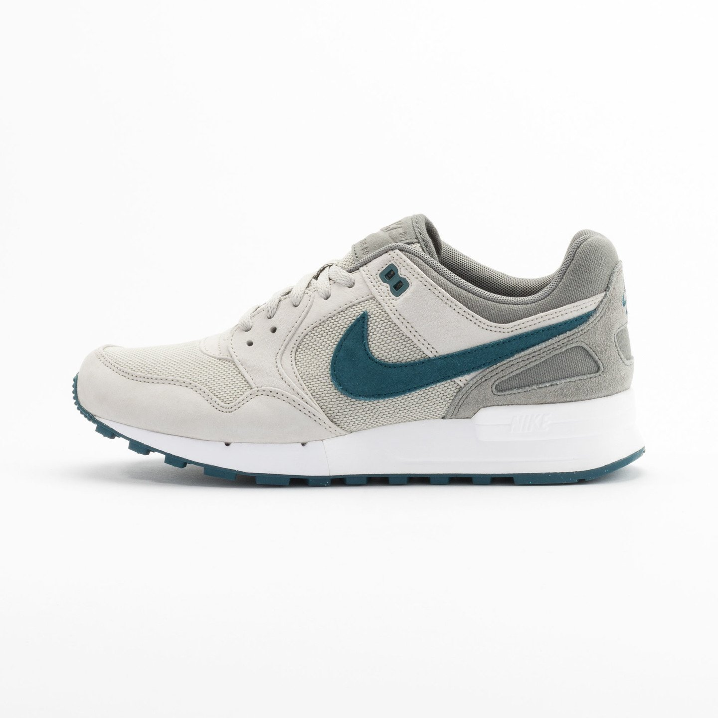 Nike Air Pegasus 89 Premium Lunar Grey / Teal - Tumbled Grey 724269-030-42