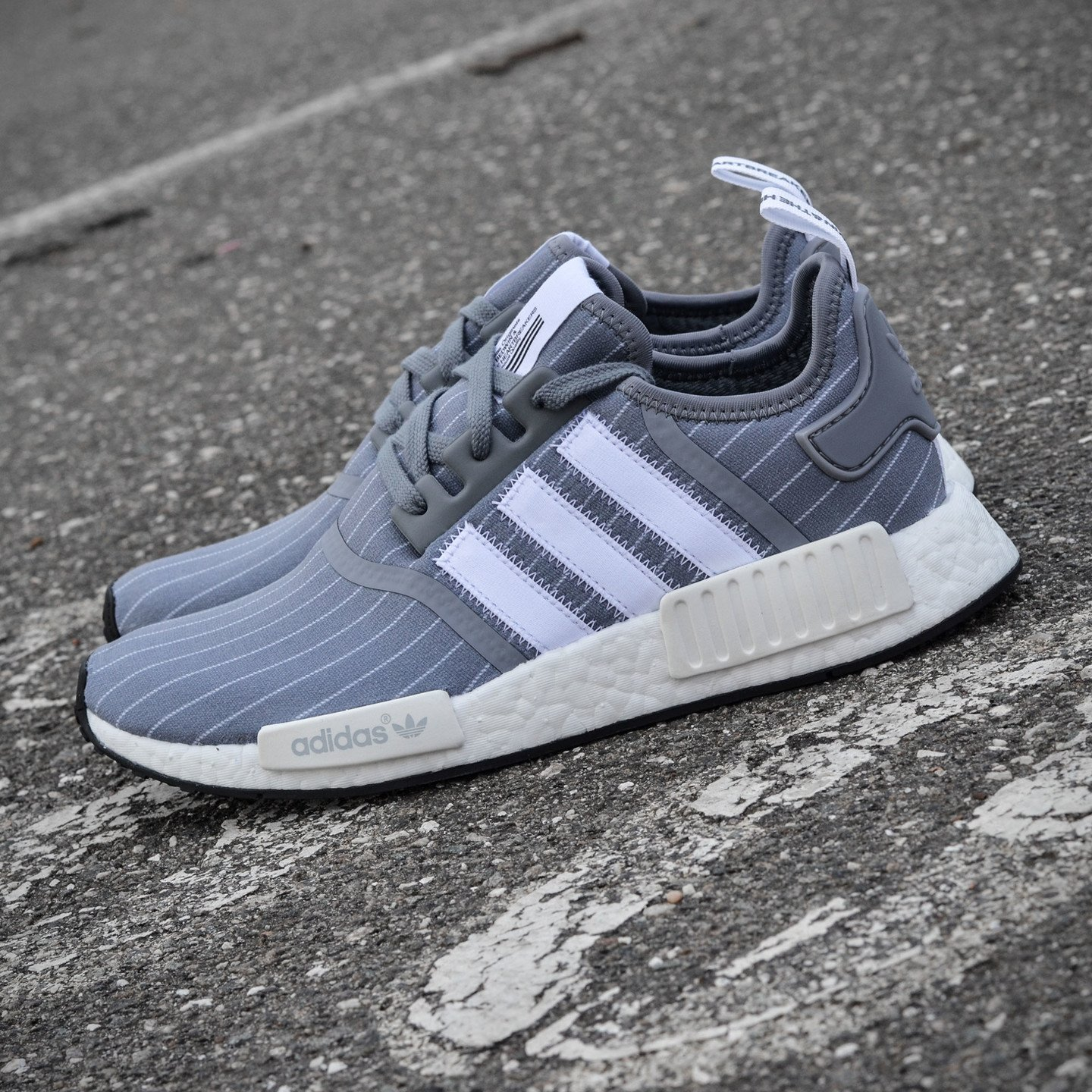 Adidas NMD x Bedwin & the Heartbreakers  Grey / Ftwr White BB3123-44