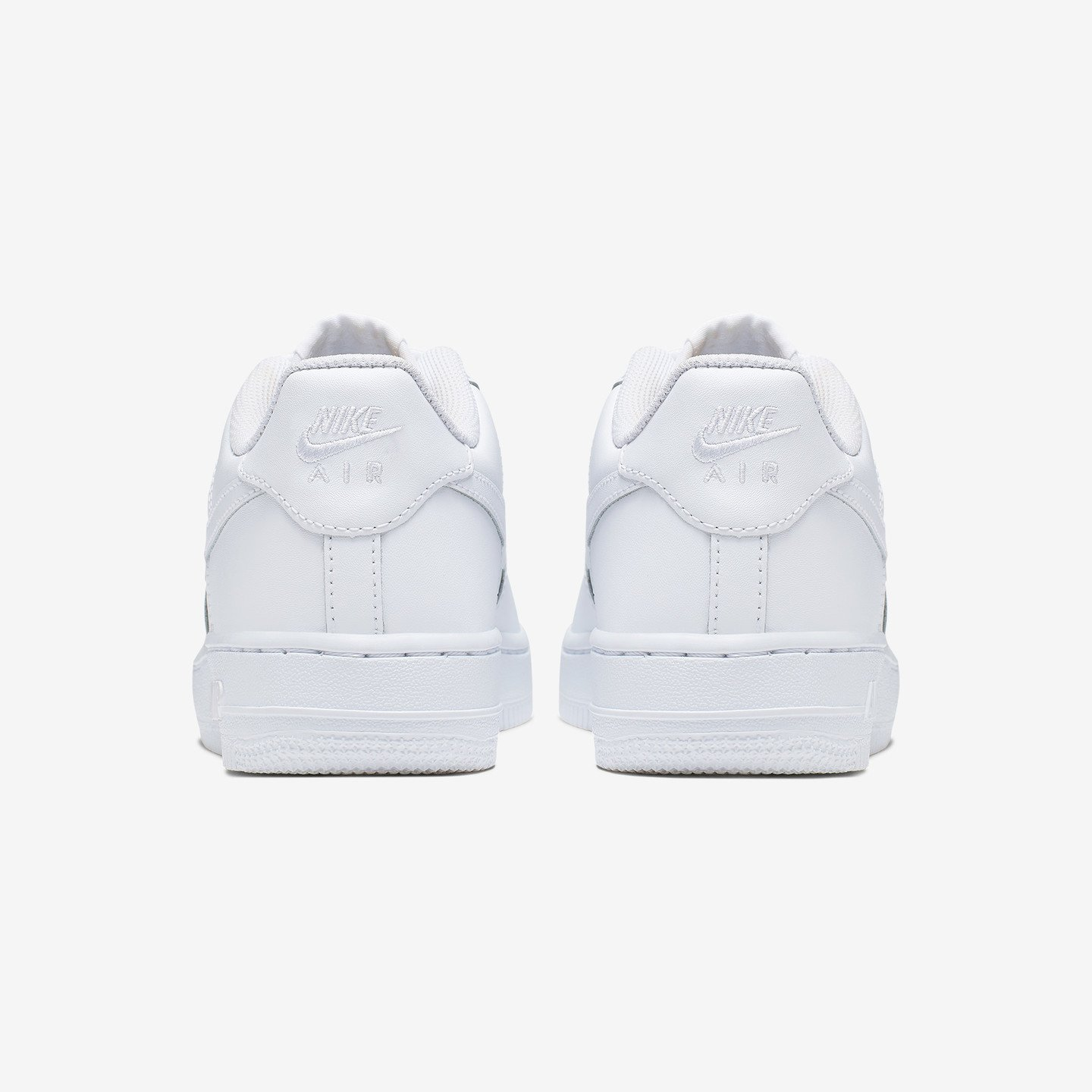Nike Air Force 1 Low GS White / White / White 314192-117