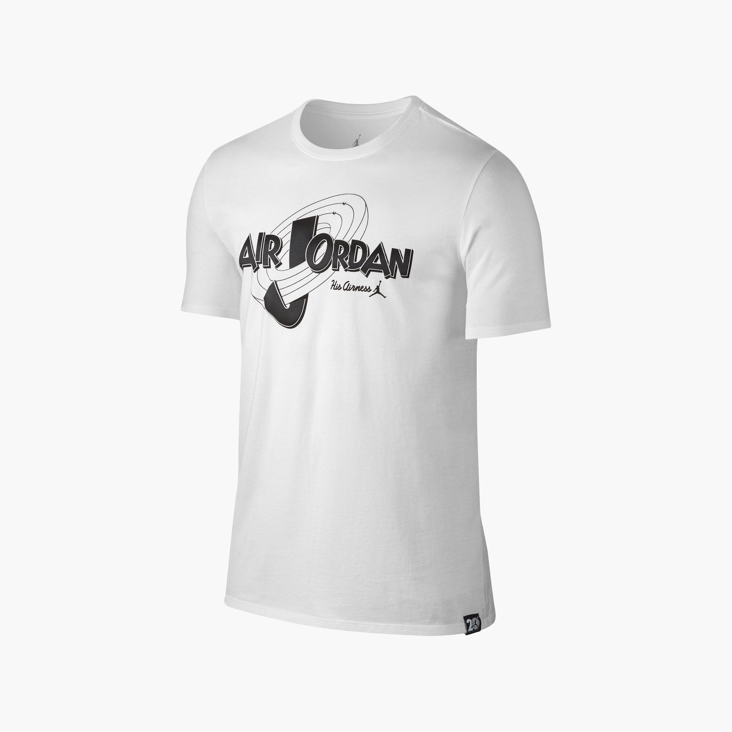 Jordan Air Jordan 11 T-Shirt White / Black 823718-100-XL