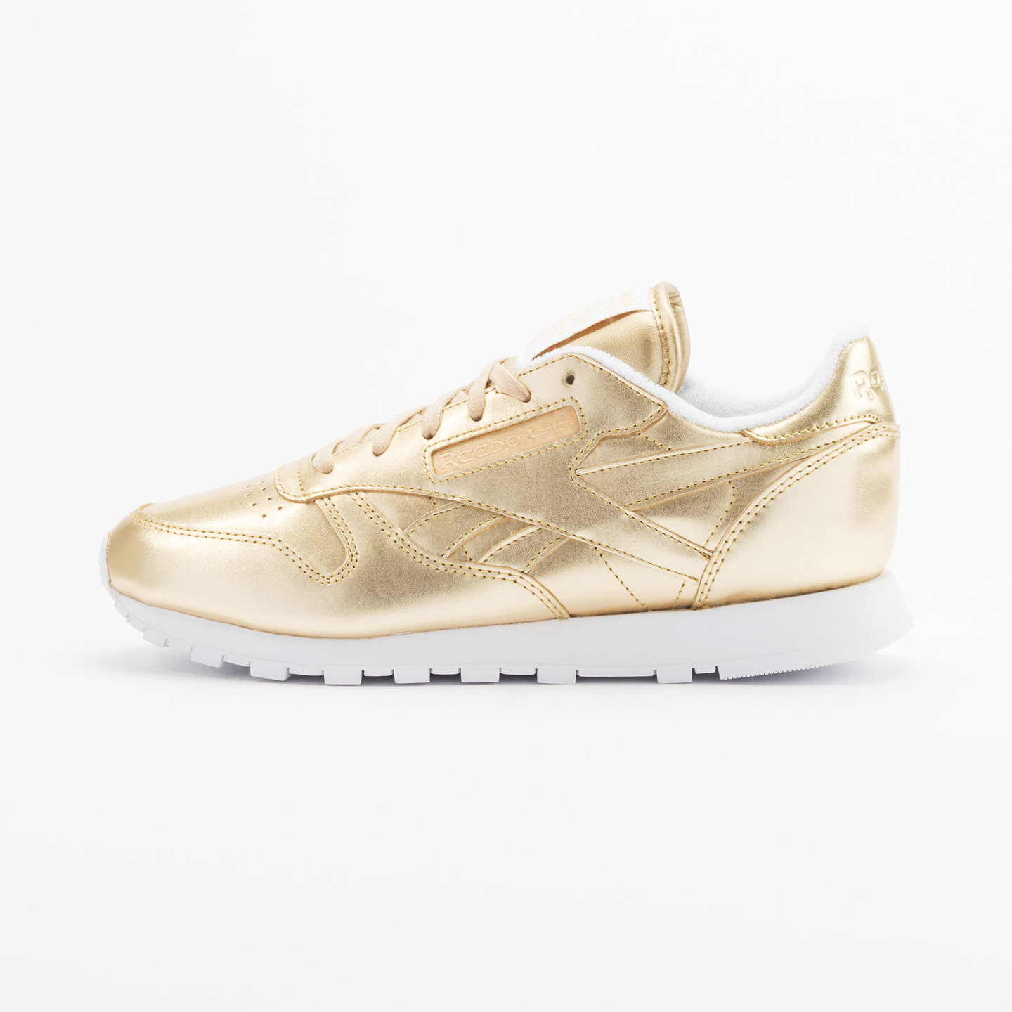 Reebok Classic Leather Spirit Sensation Gold / White V70668-38