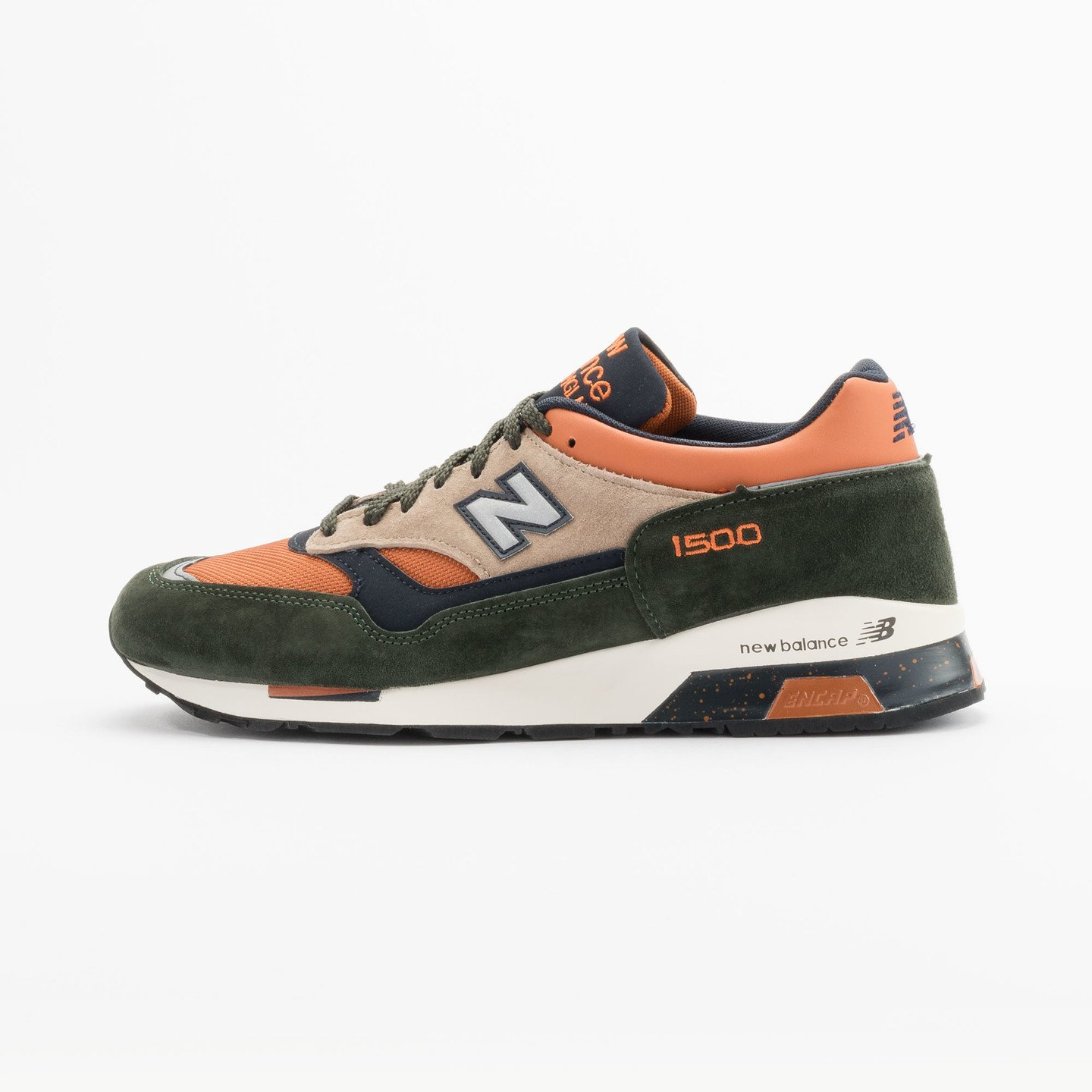New Balance M1500 RO - Made in England Green / Orange M1500RO-42.5
