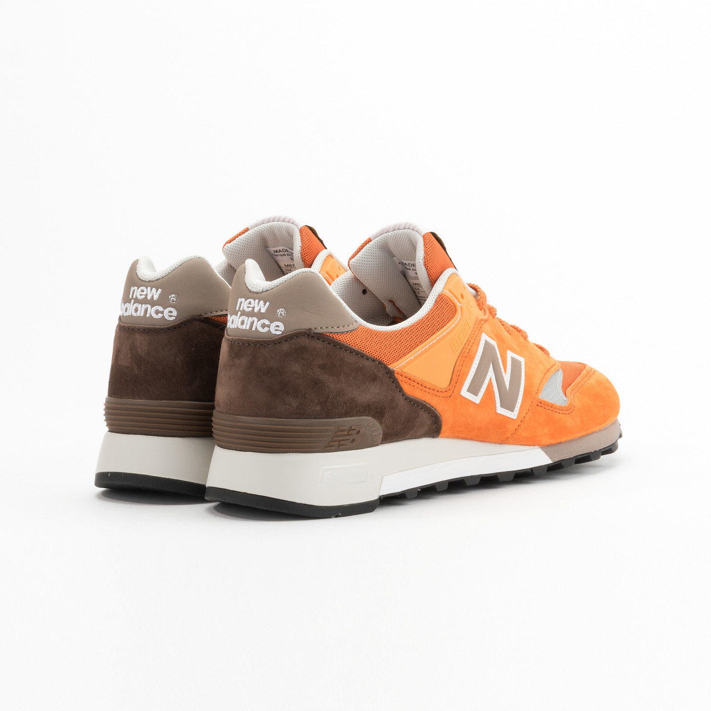 New Balance M577 ETO - Made in England Orange / Brown M577ETO-43