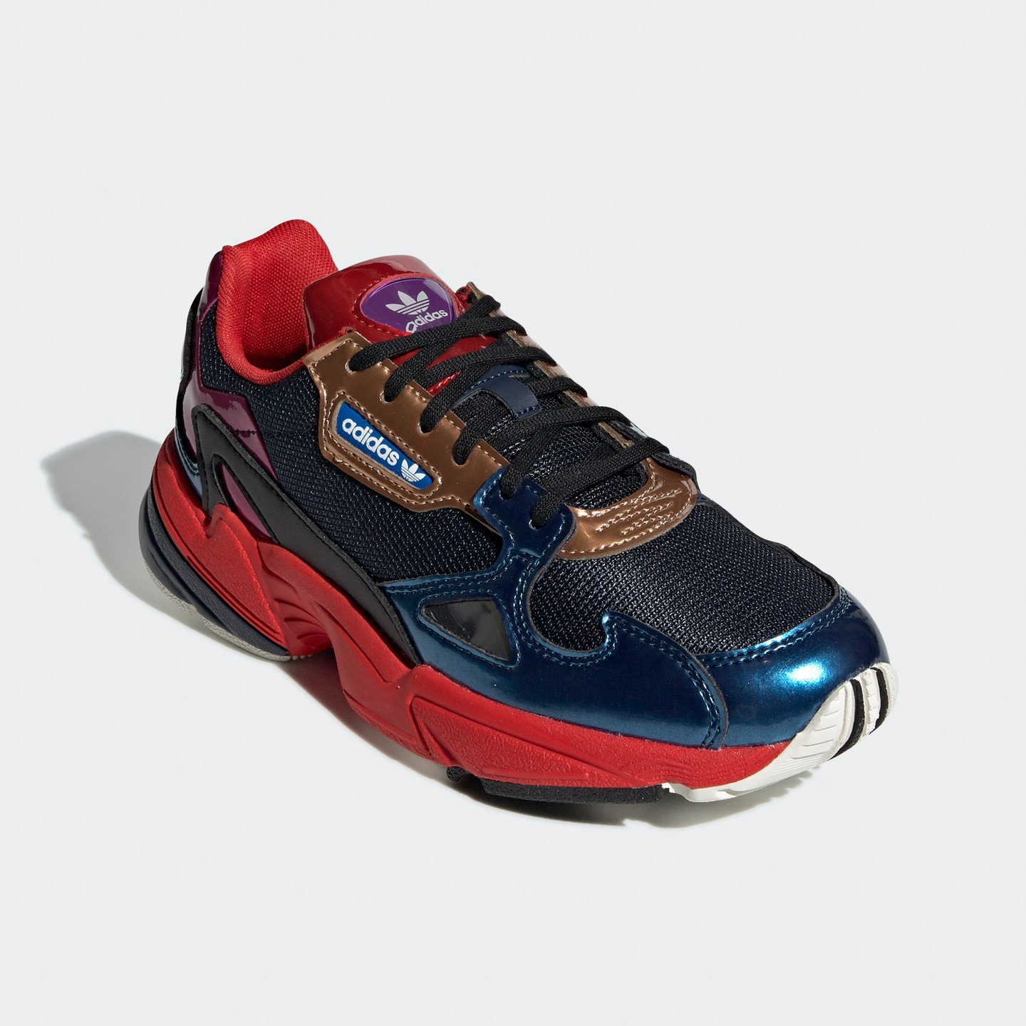Adidas Falcon W 'Disco' Conavy / Red CG6632
