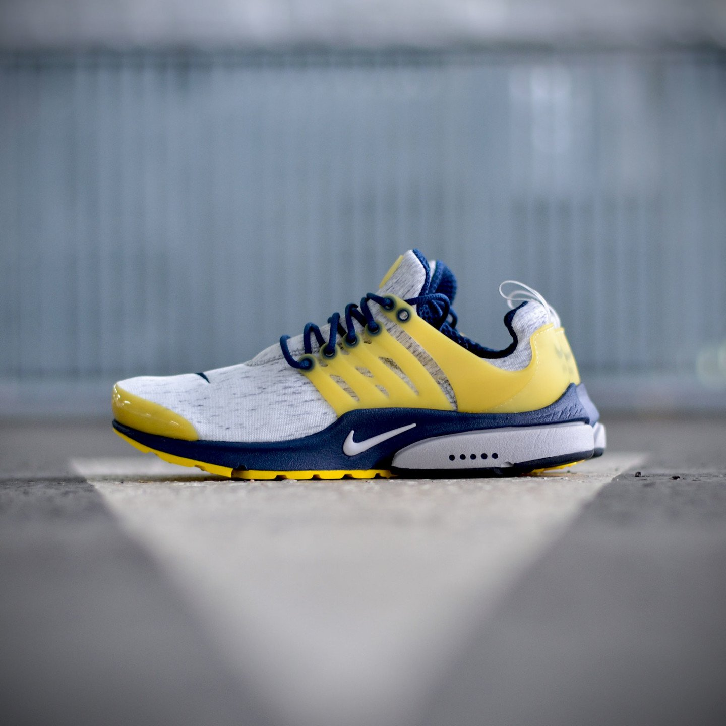 Nike Air Presto 'Shady Milkman' Zen Grey / Midnight Navy 305919-041-XL