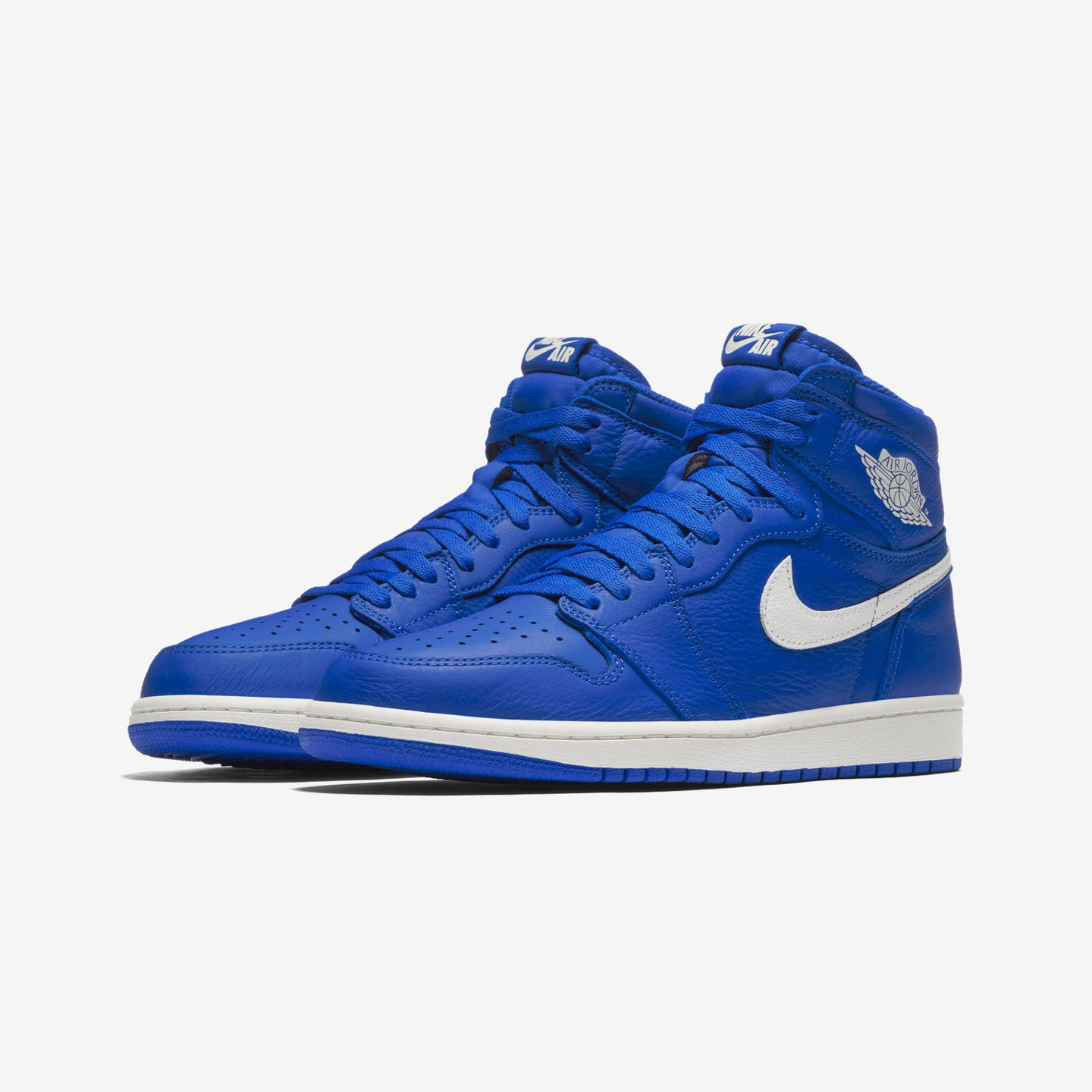 Jordan Air Jordan 1 Retro High OG GS Hyper Royal / Sail 575441-401