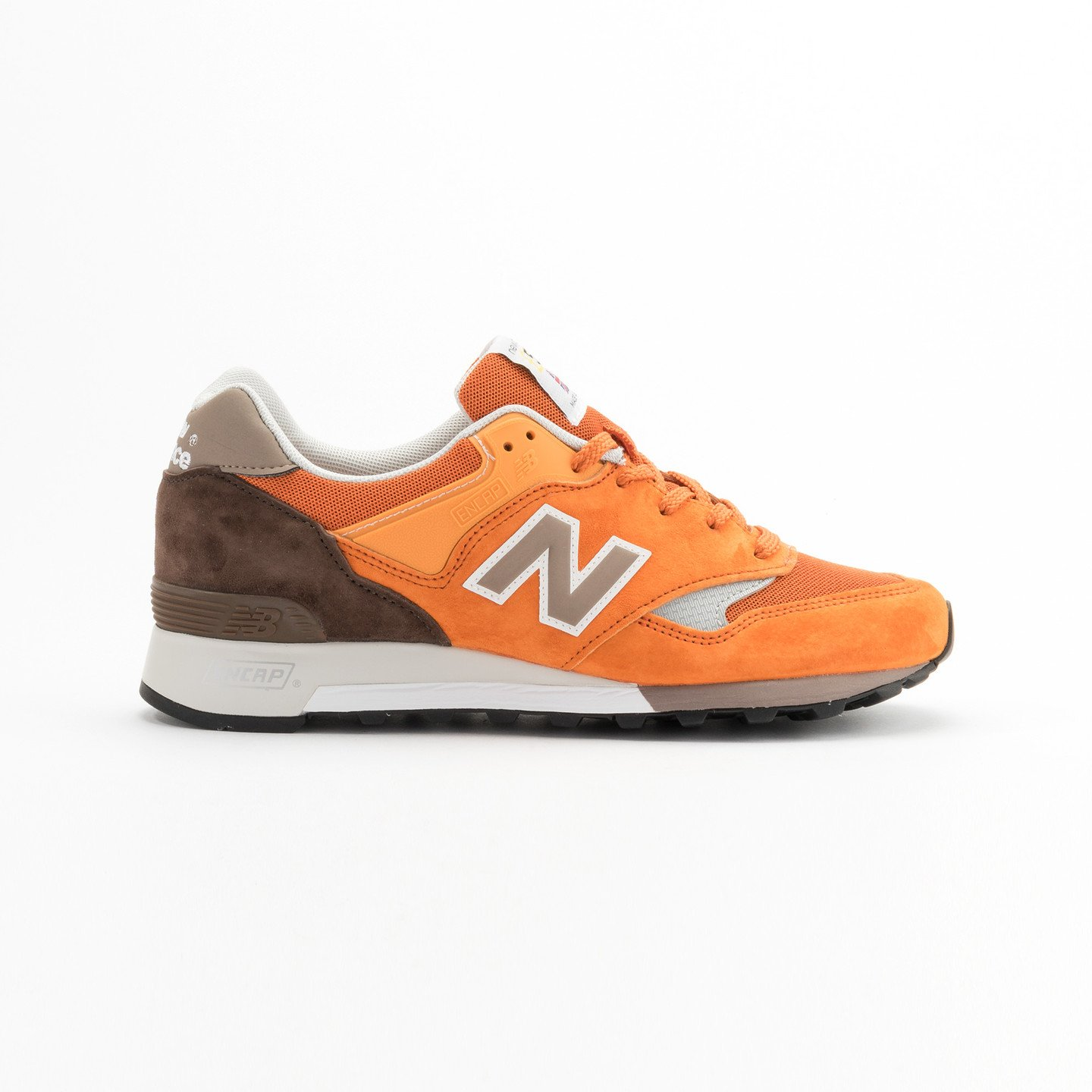 New Balance M577 ETO - Made in England Orange / Brown M577ETO-44