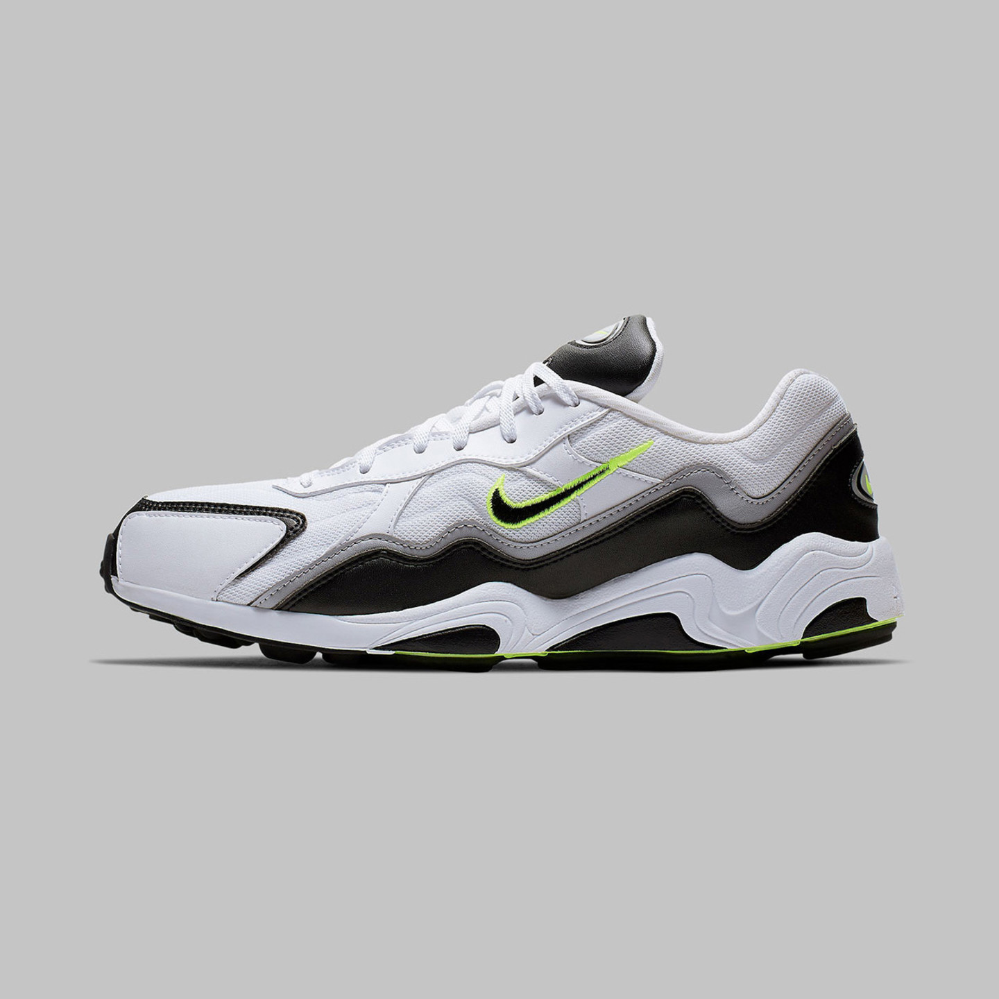 Nike Air Zoom Alpha Black / Volt / Wolf Grey / White BQ8800-002