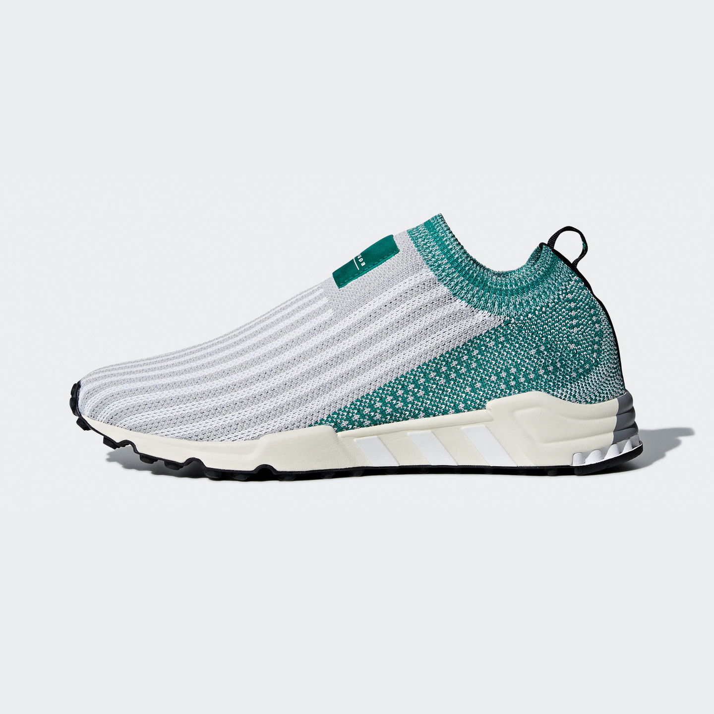 Adidas EQT Support Sk Primeknit Grey Two / Ftwr White / Sub Green AQ1032