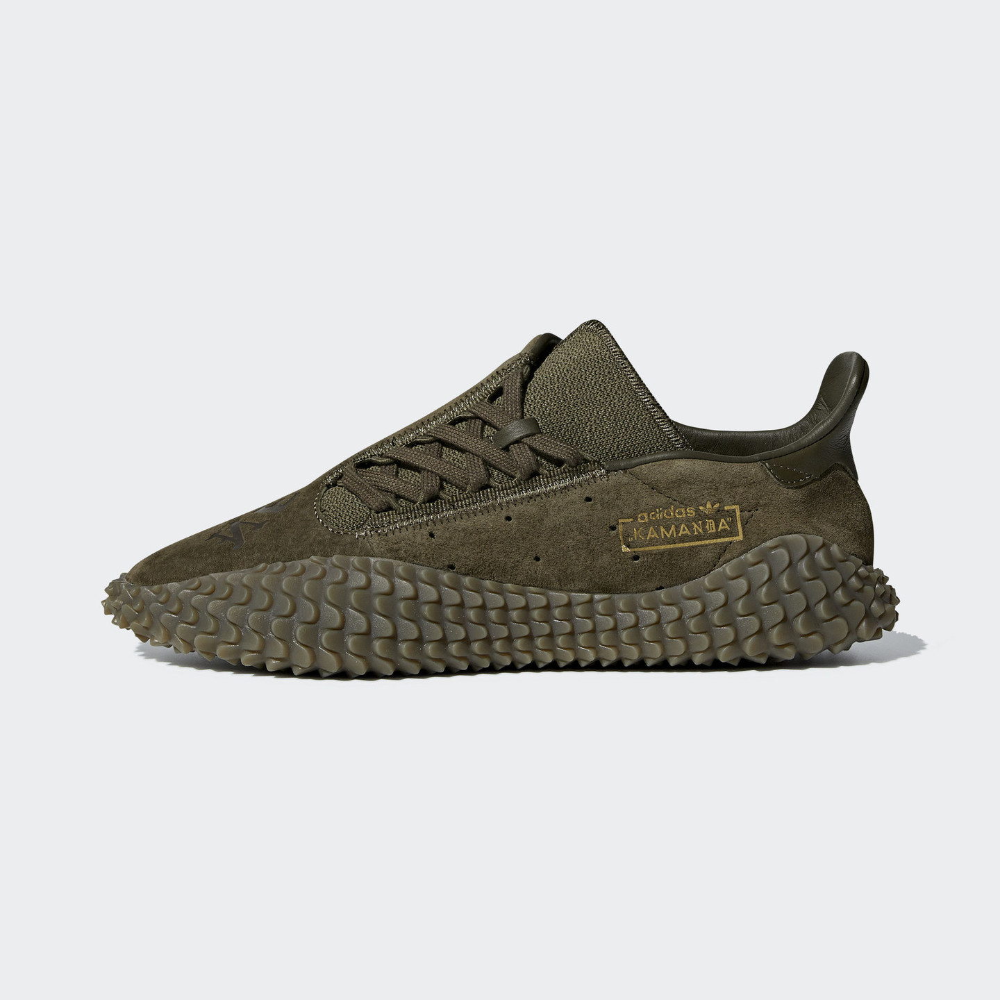 Adidas Neighborhood Kamanda 01 Trace Olive B37340