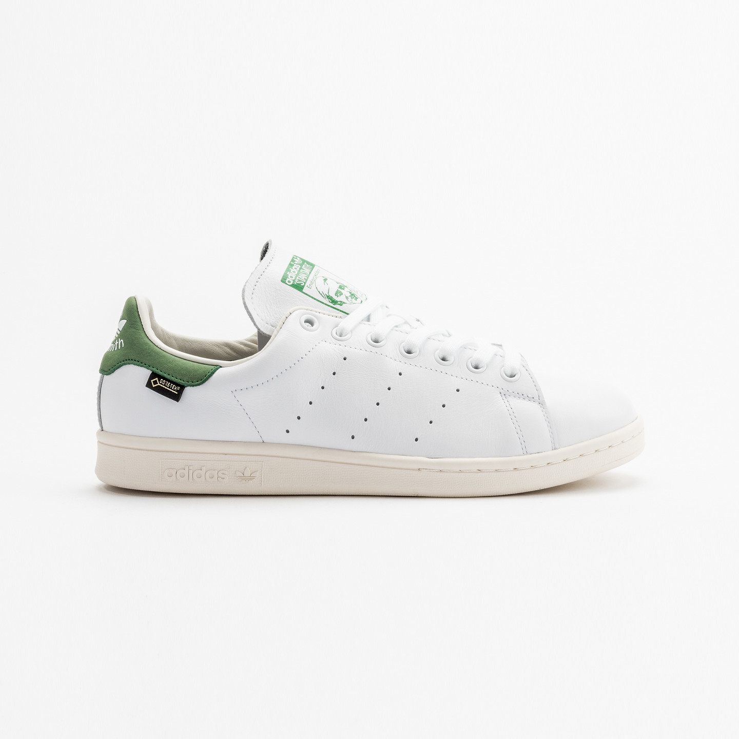 Adidas Stan Smith GTX Running White / Green S80049-42.66