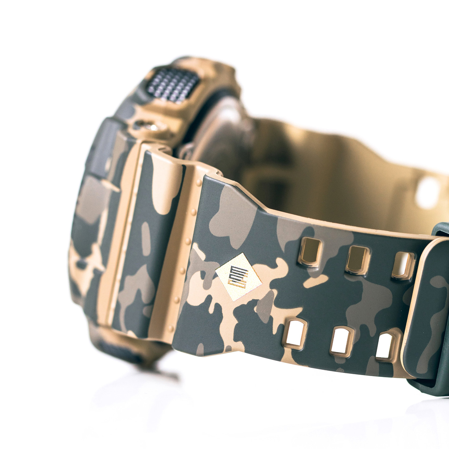 Casio G-Shock x OPM Military Camouflage GA-100CM-5AER-OPM