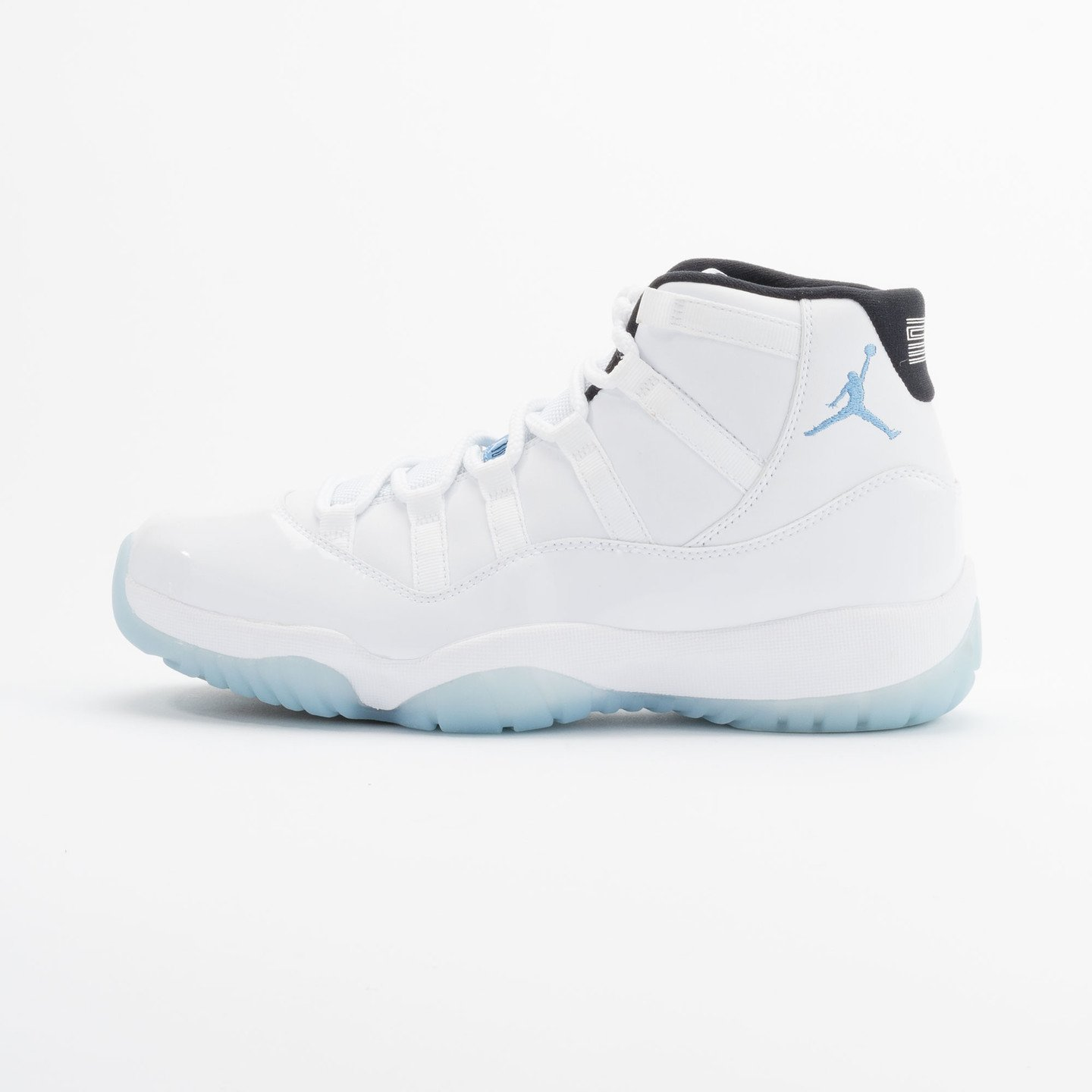 Jordan Air Jordan 11 Retro White/Legend Blue-Black 378037-117-42