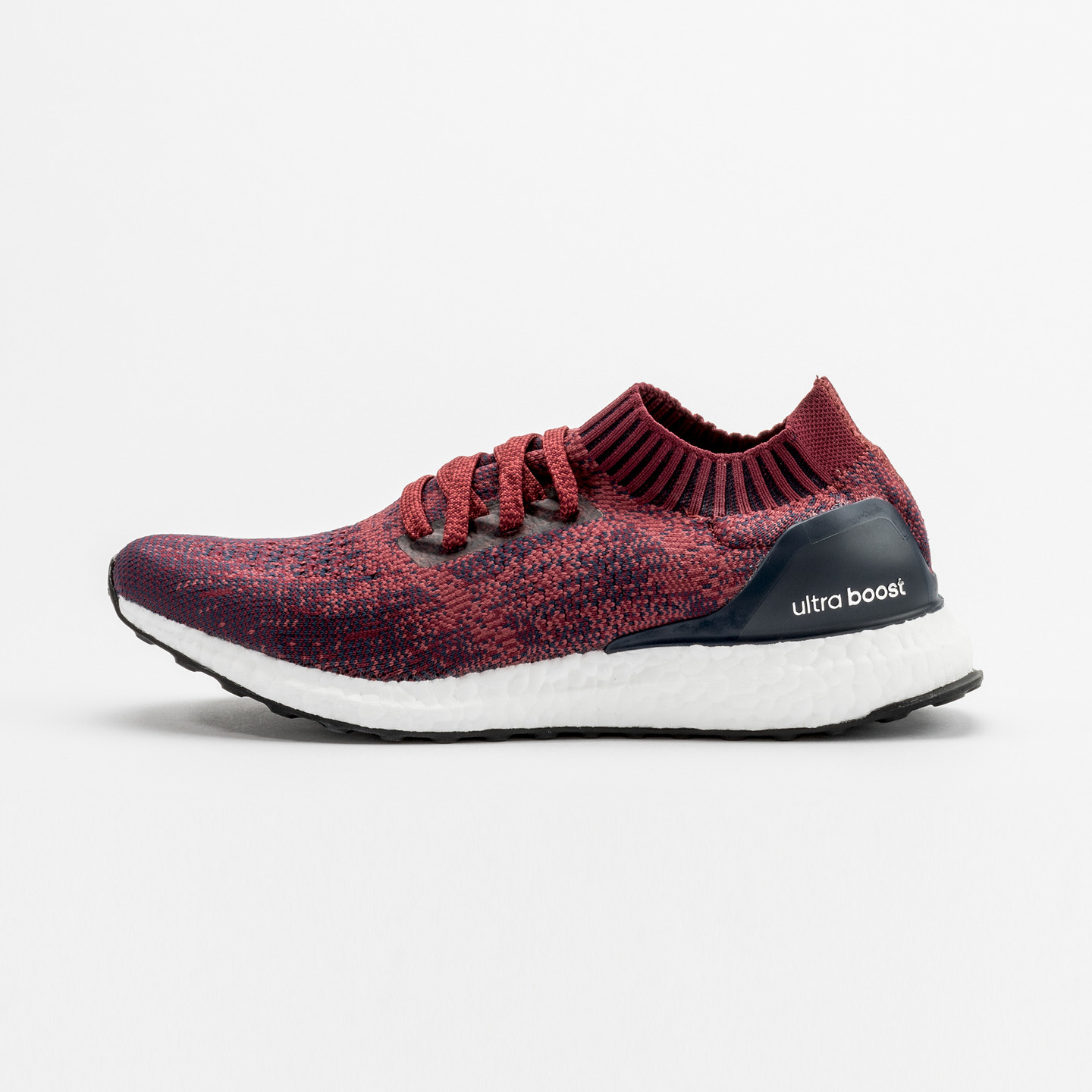 Adidas Ultra Boost Uncaged 'Burgundy' Mystery Red / Coll. Burgundy / Coll. Navy BA9617-45.33
