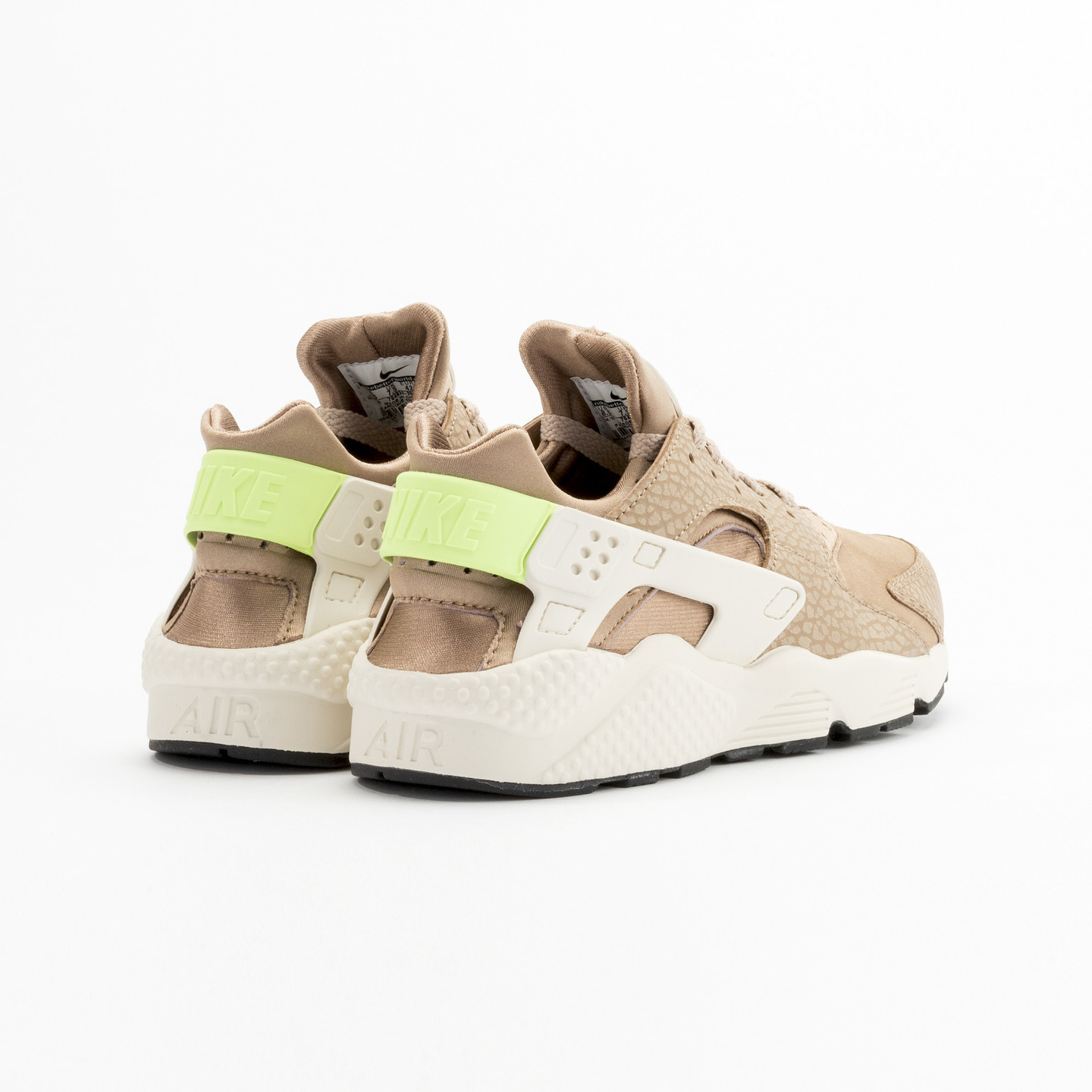 Nike Air Huarache Run Premium Desert Camo / Sea Glass / Ghost Green 704830-203-40.5