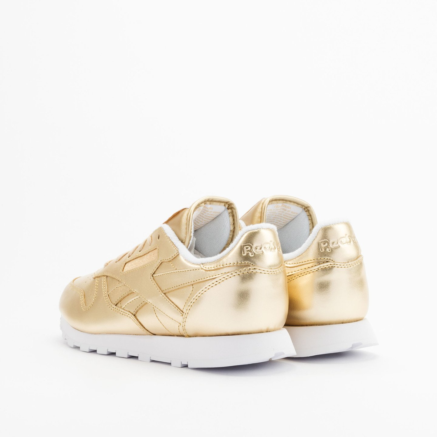 Reebok Classic Leather Spirit Sensation Gold / White V70668-40
