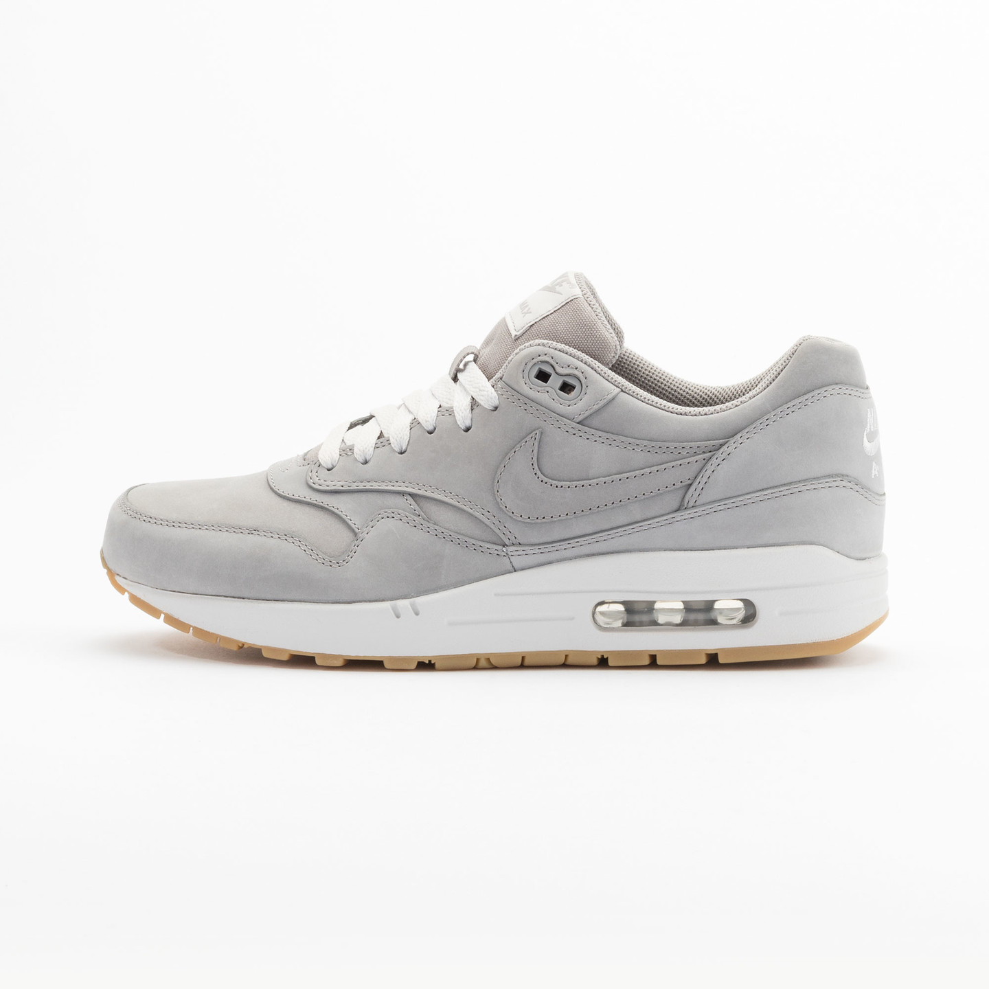 Nike Air Max Leather Premium Medium Grey 705282-005-42.5