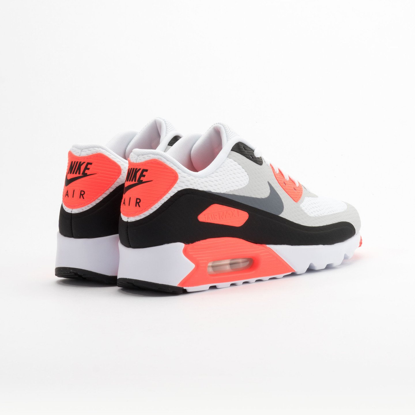 Nike Air Max 90 OG Essential White / Black / Infrared 819474-106-44.5
