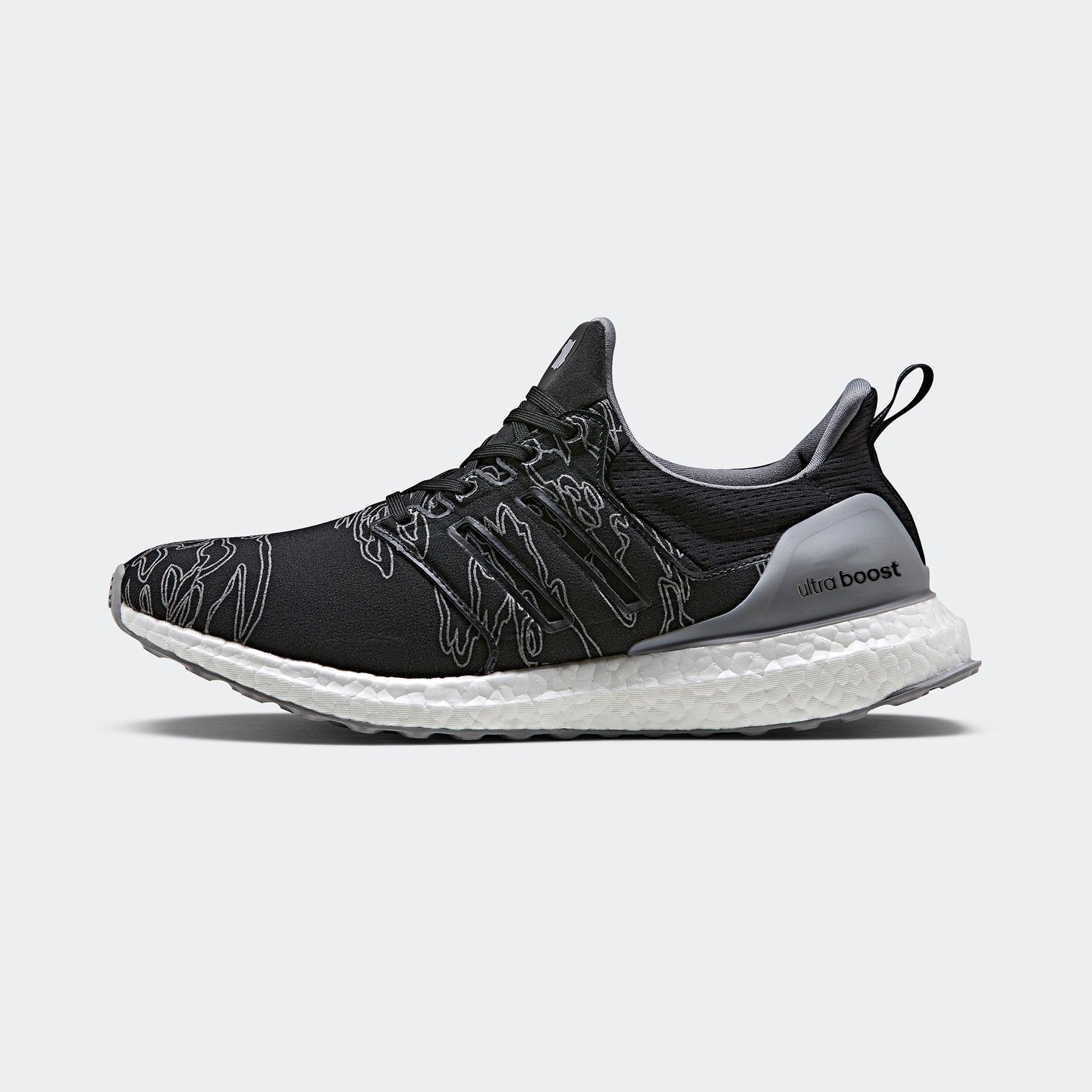 Adidas Ultra Boost 'UNDFTD' Core Black / Cool Grey BC0472