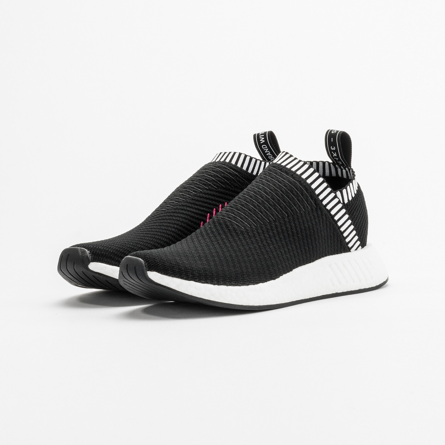 Adidas NMD CS2 PK Core Black / Pink BA7188