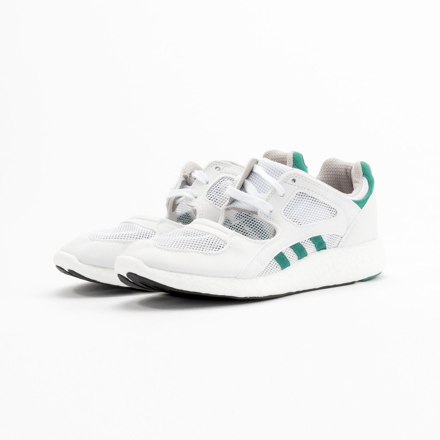 Adidas Equipment Racing 91/16 EQT Boost W Ftwr White /  Sub Green  / Core Black S75212-40