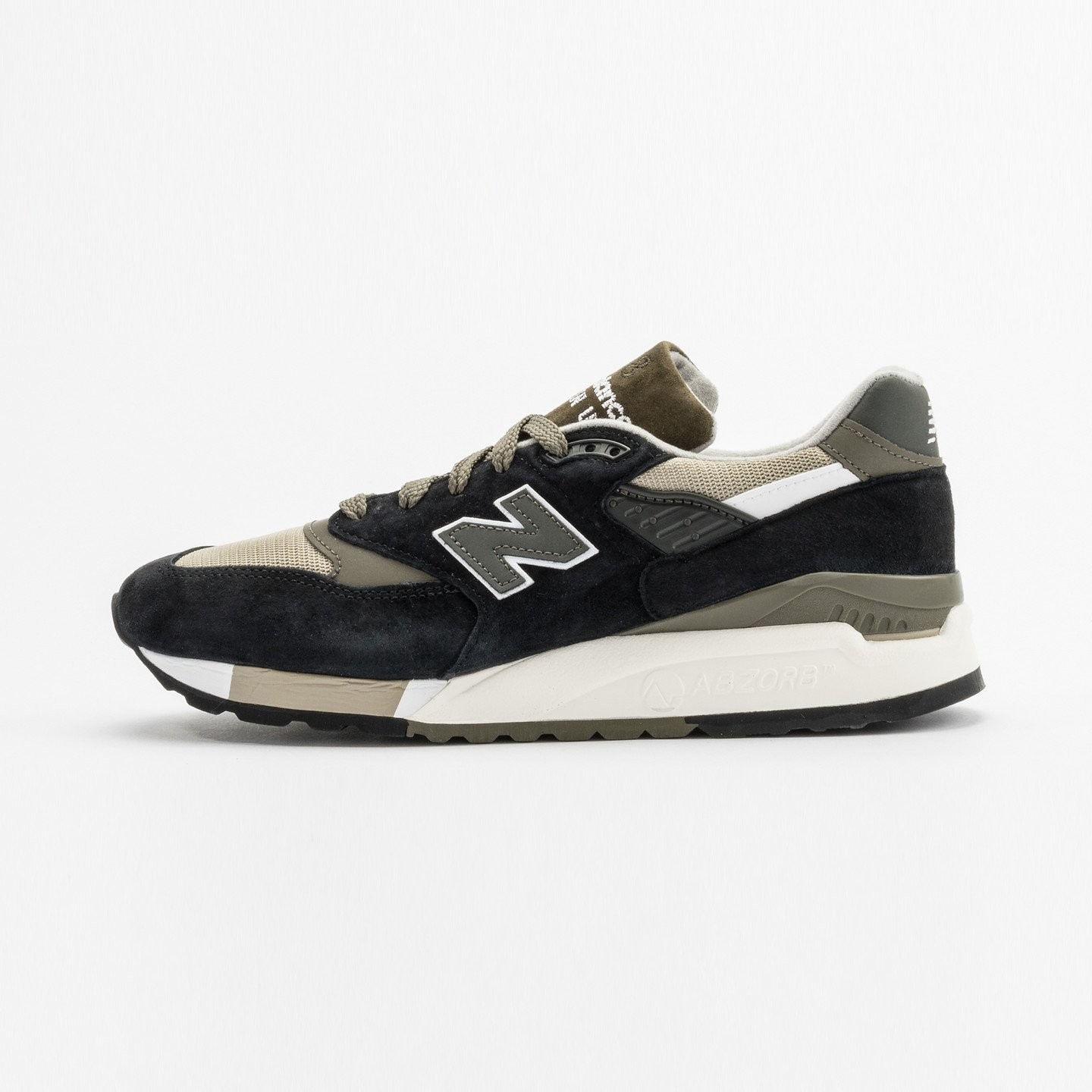 New Balance M998 Made in USA Olive / Black M998CTR-42.5