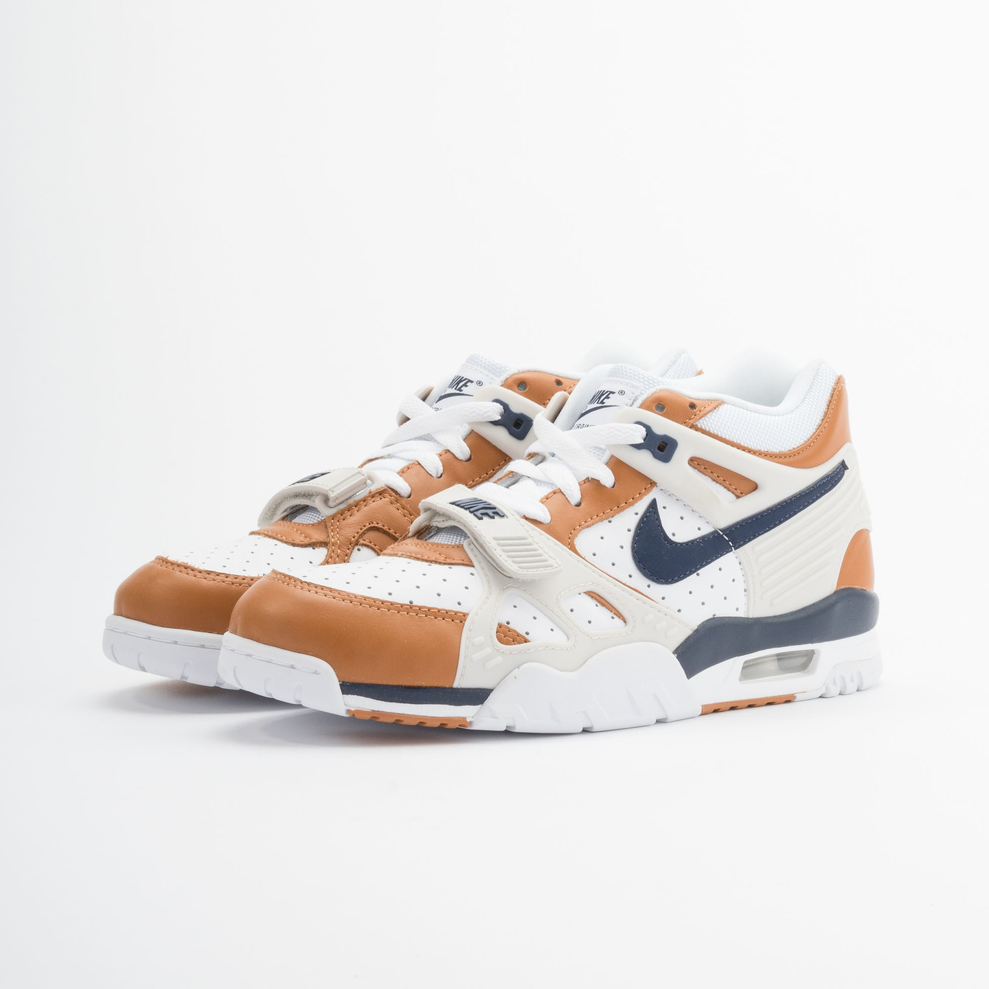 Nike Air Trainer 3 Premium Medicine Ball White/Mid Navy-Gngr-Lght Bn 705425-100-39
