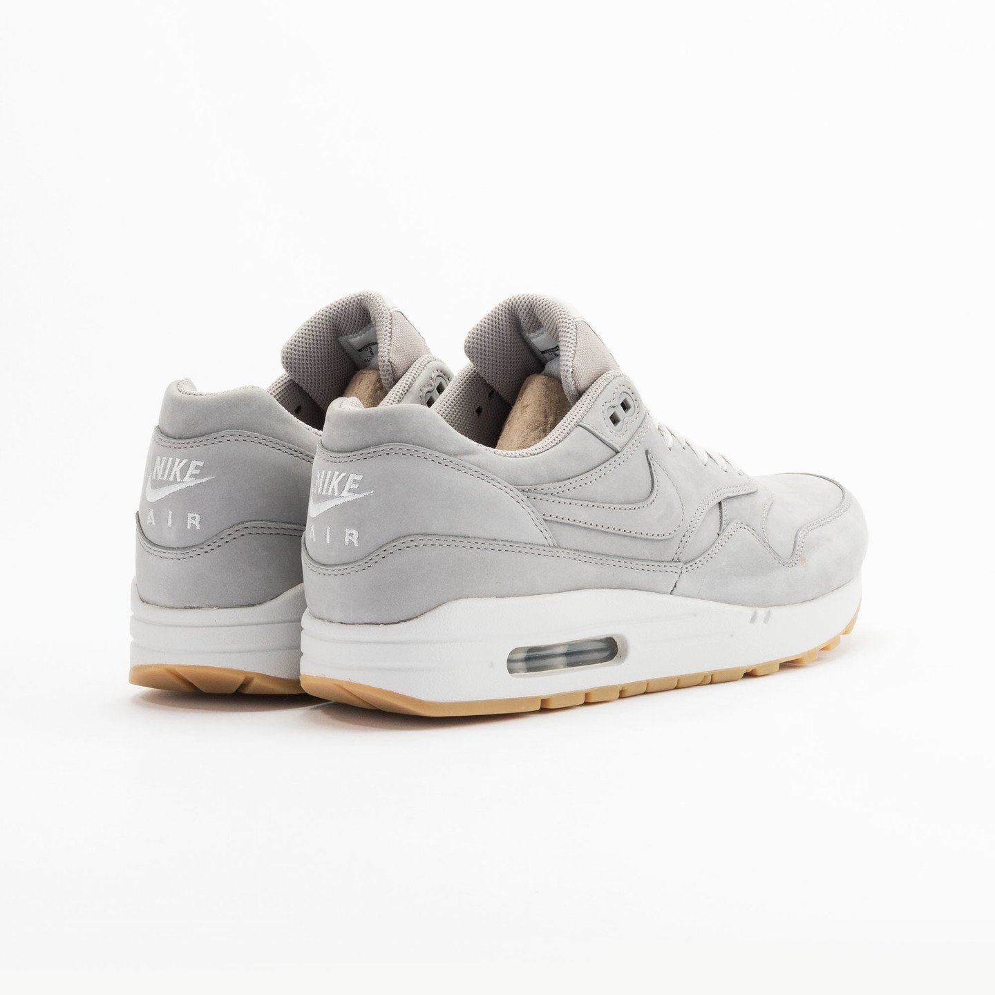 Nike Air Max Leather Premium Medium Grey 705282-005-45
