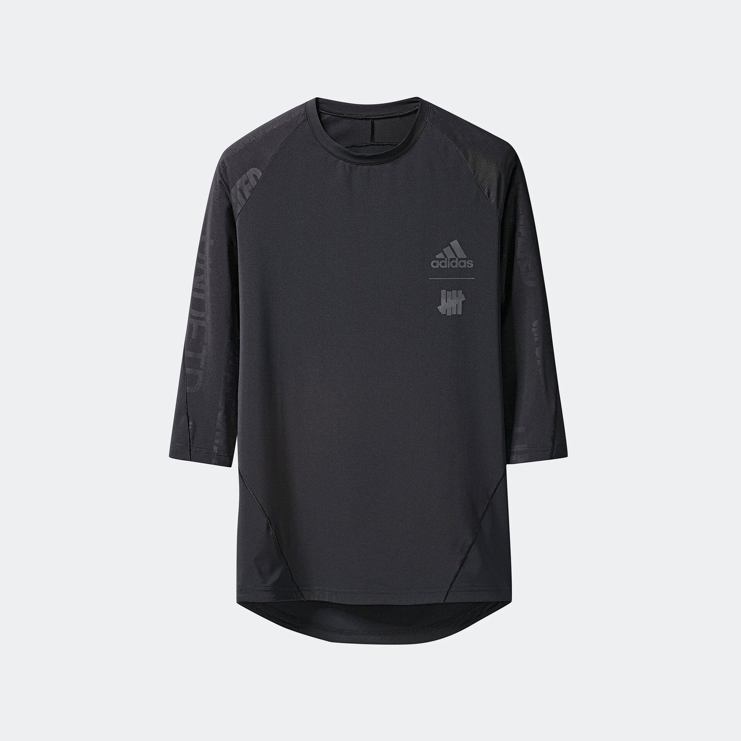 Adidas ASK Tech Tee 3/4 'UNDFTD' Core Black CZ5951