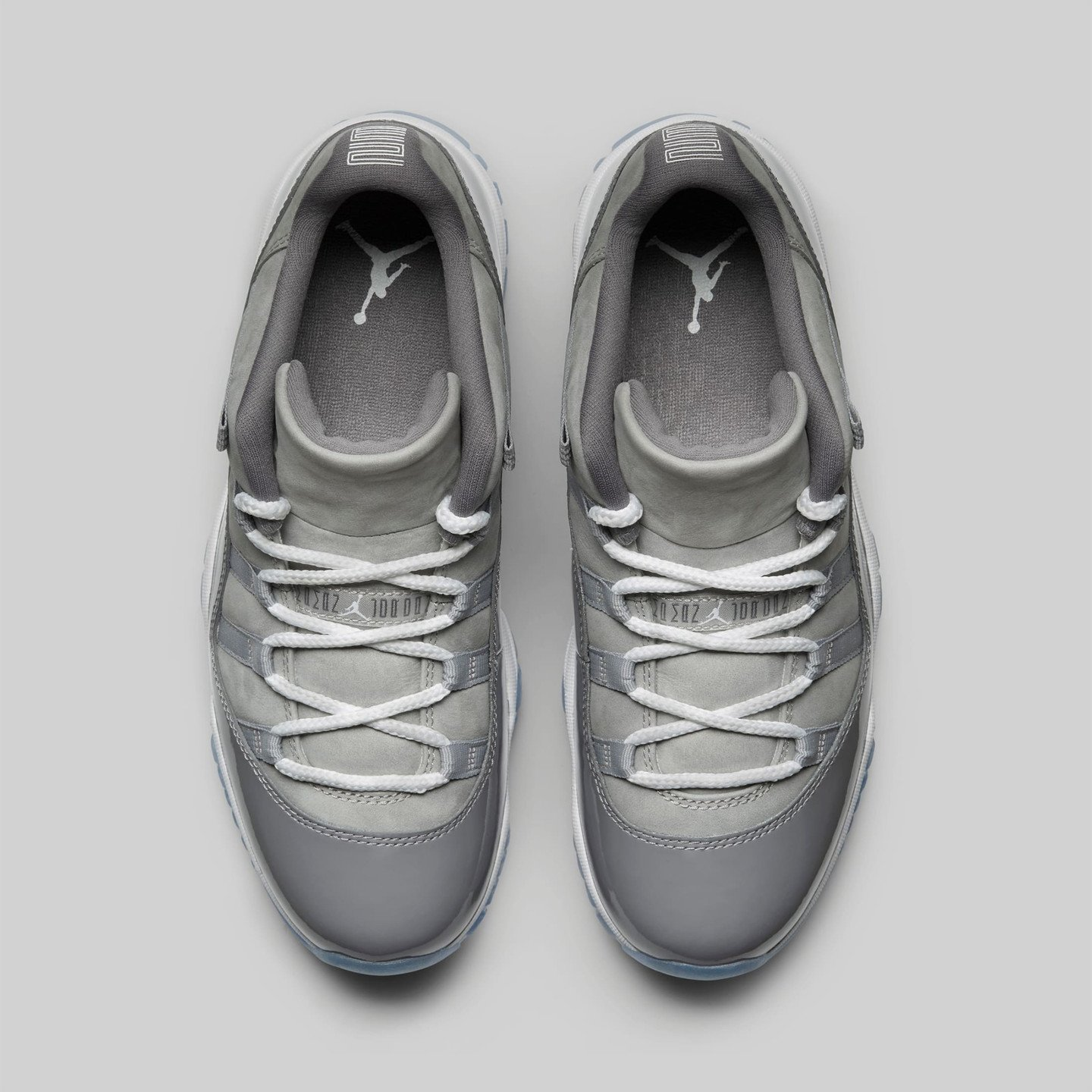Jordan Air Jordan 11 Retro Low 'Cool Grey' Medium Grey / White / Gunsmoke 528895-003