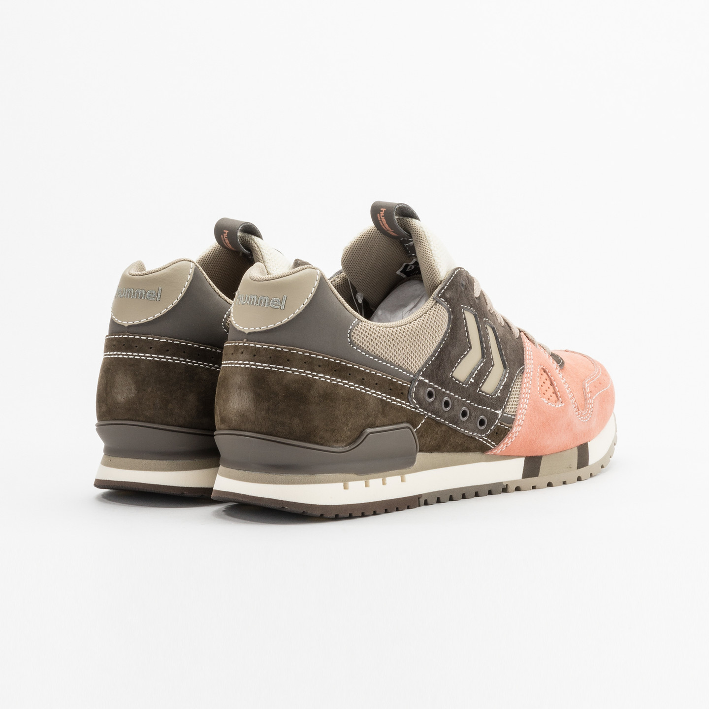 Hummel Marathona OG Mita 'Danish Salmon' Chinchilla / Salmon 63603-1515-44