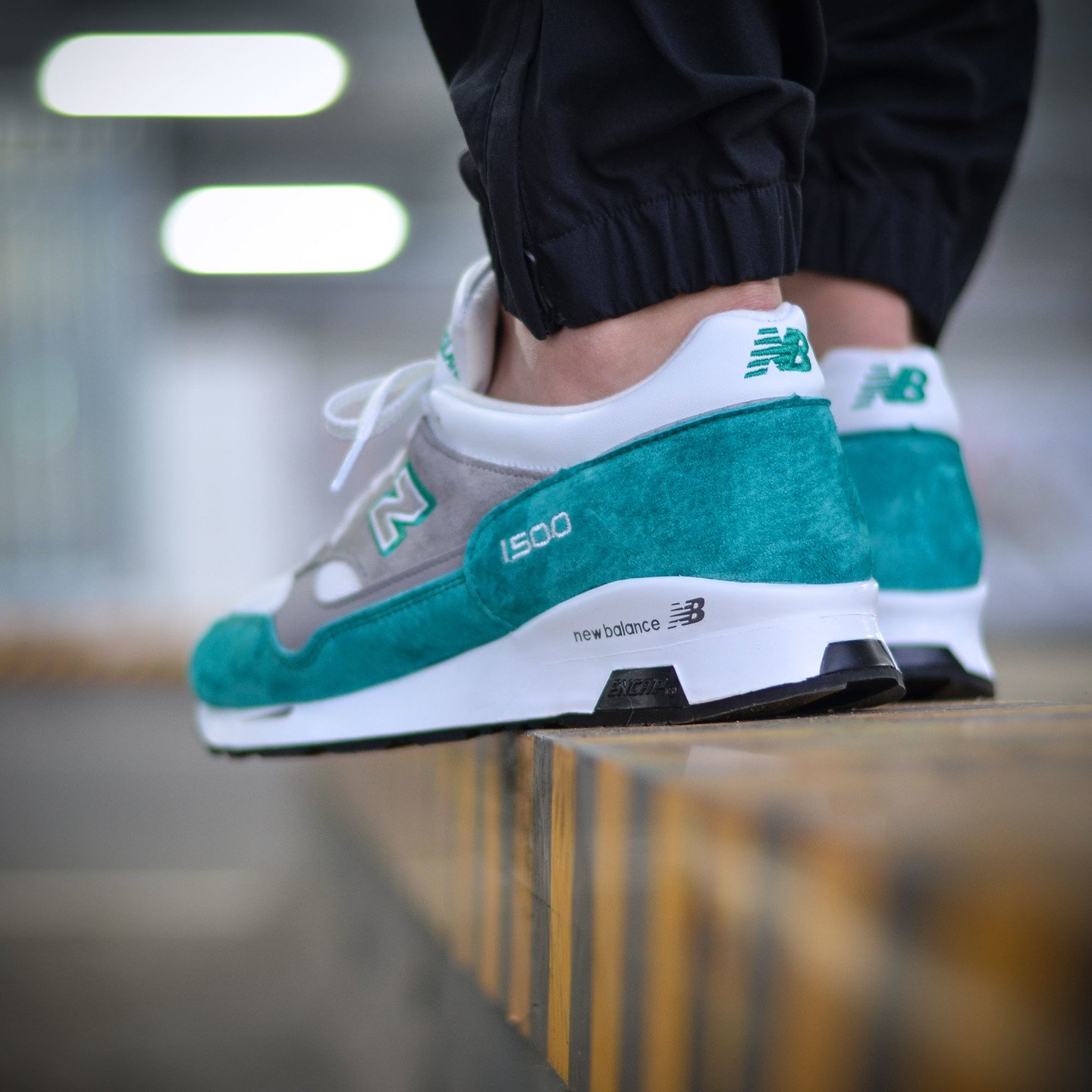 New Balance M1500 TG - Made in England Teal / Grey M1500TG-45.5