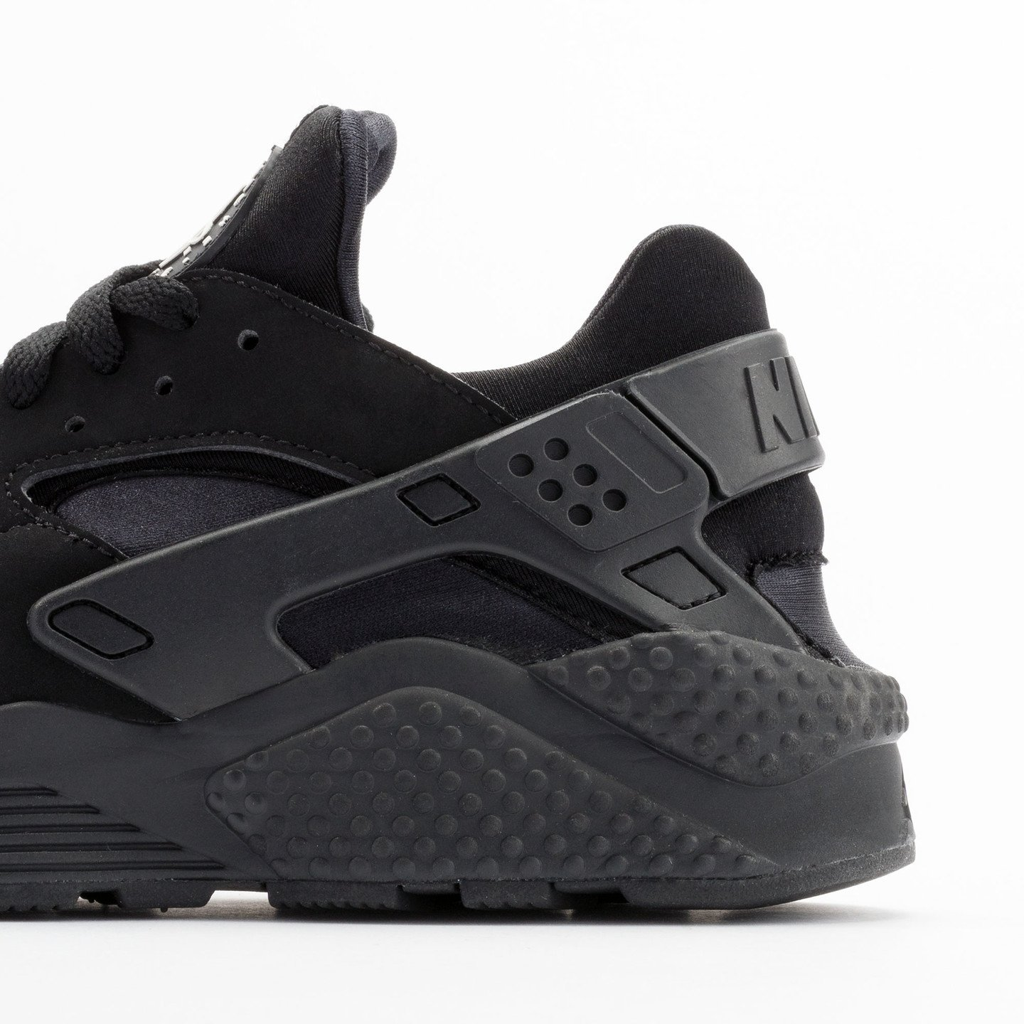 Nike Air Huarache Black/Black-White 318429-003-43