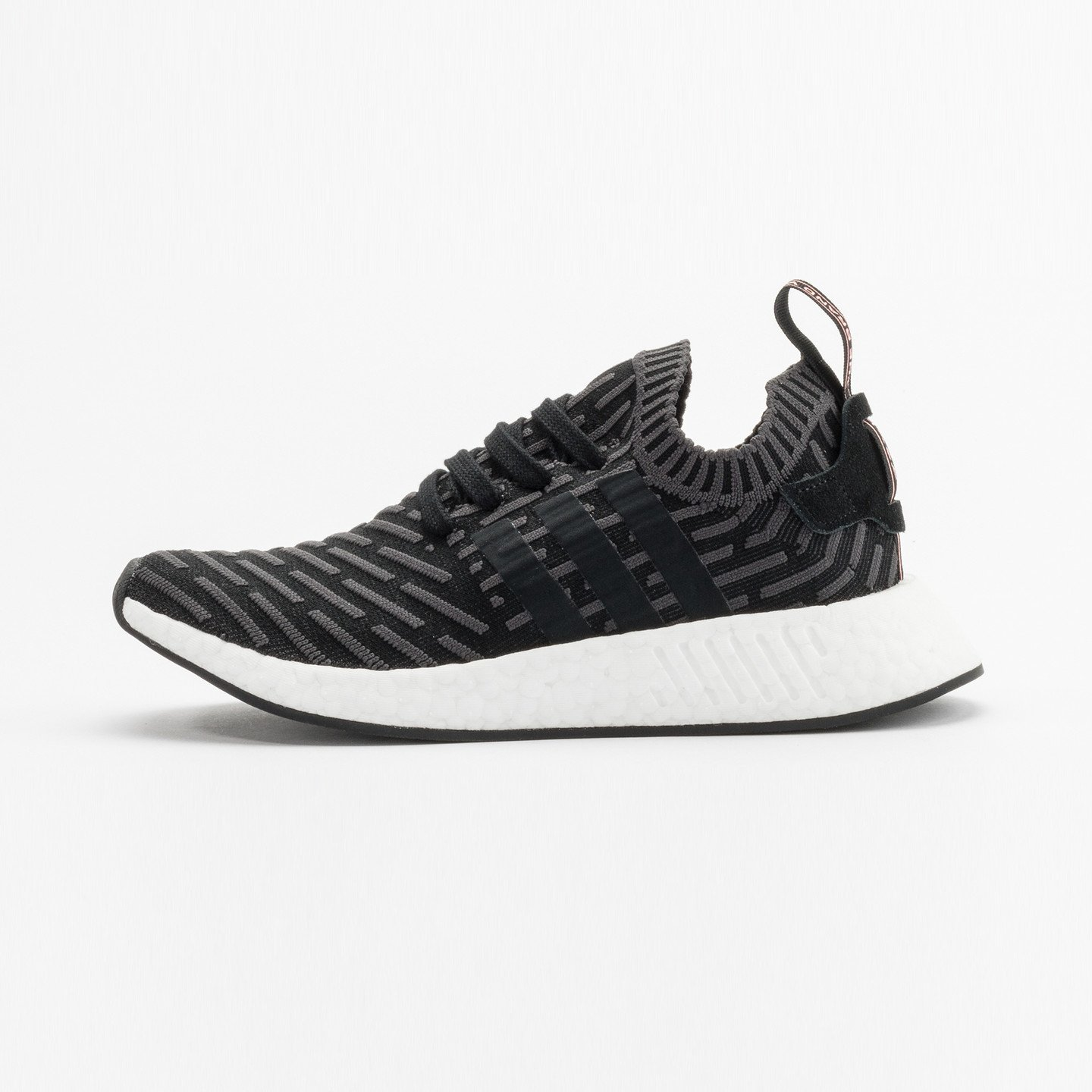 Adidas NMD R2 PK W Utility Black / Core Black / Light Peach BA7239-38.66