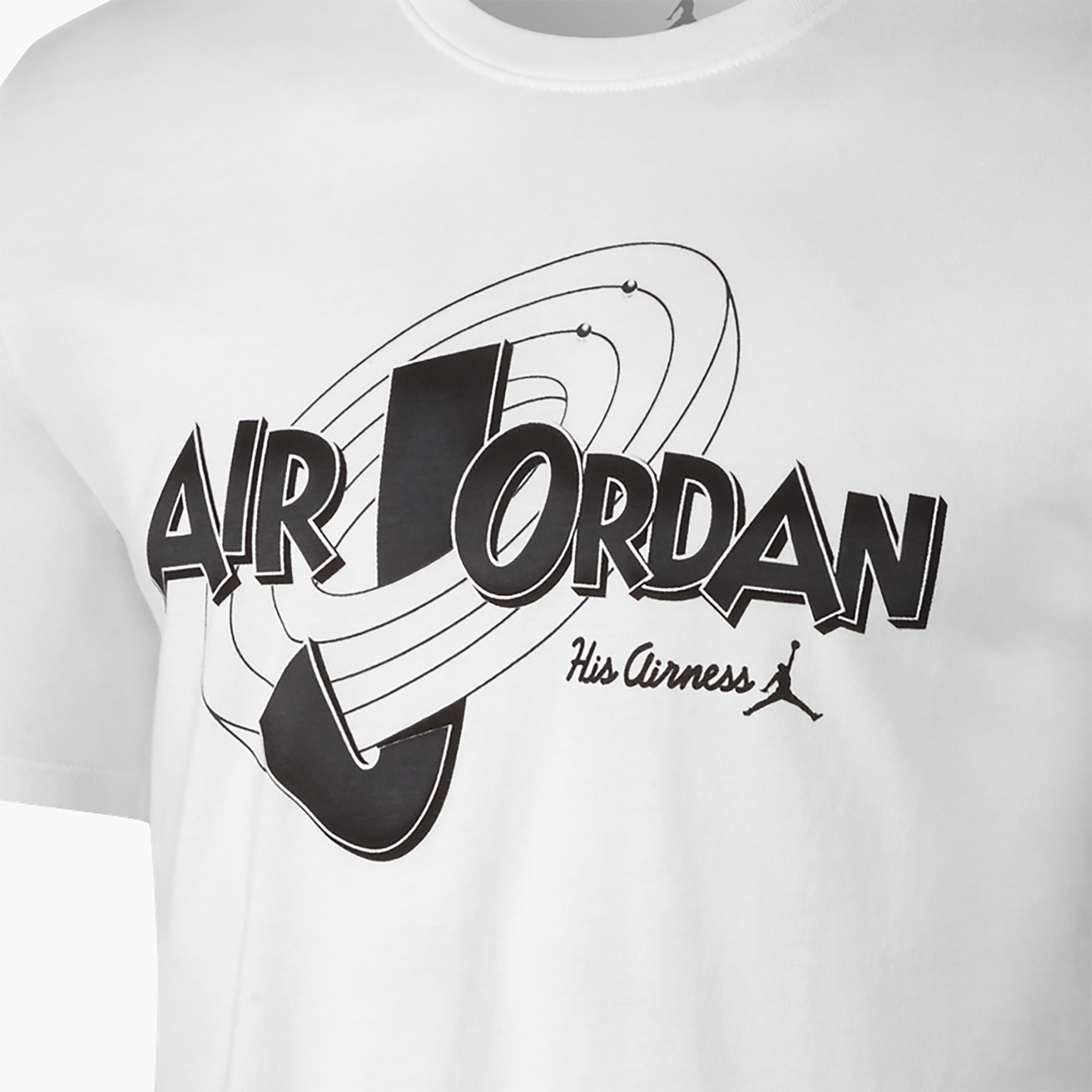 Jordan Air Jordan 11 T-Shirt White / Black 823718-100