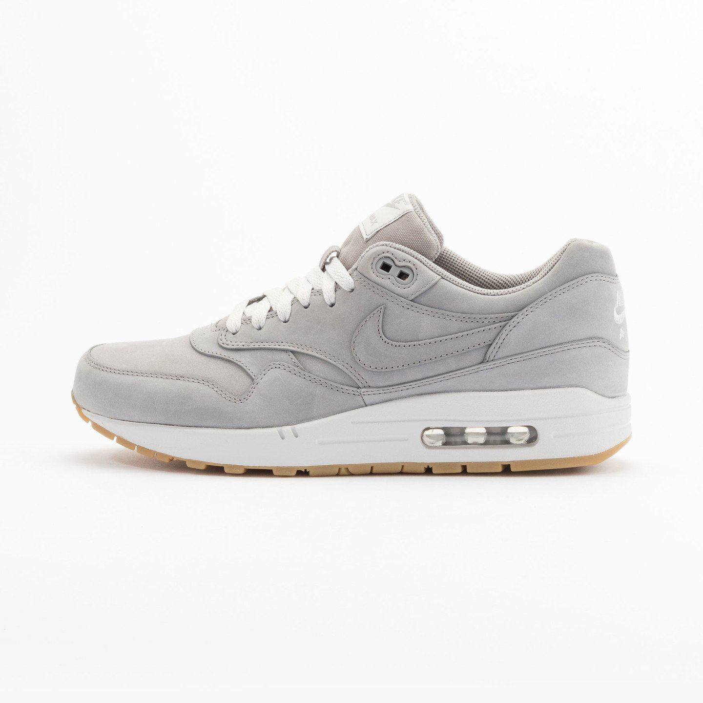 Nike Air Max Leather Premium Medium Grey 705282-005-42
