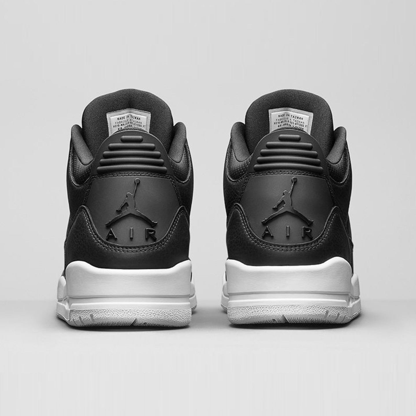 Jordan Air Jordan 3 Retro BG 'Cyber Monday' Black / White 398614-020-40