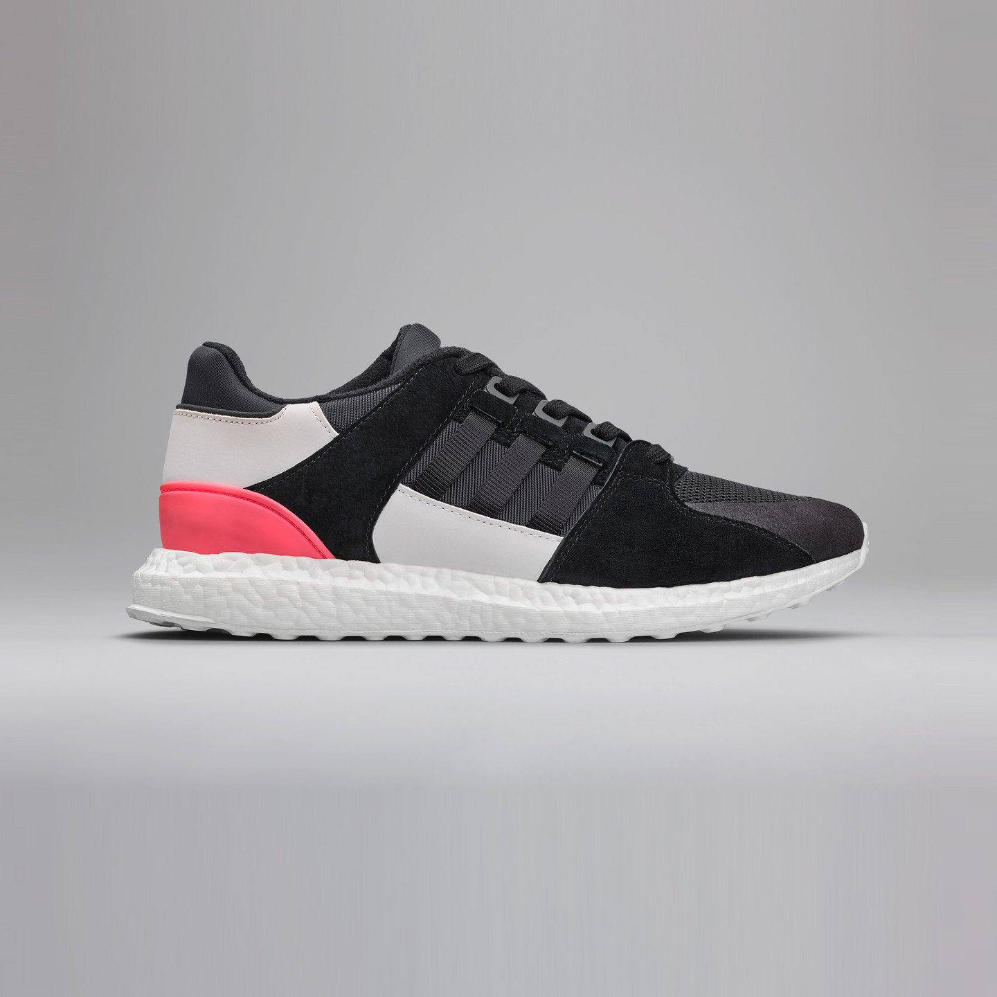 Adidas EQT Support Ultra Black / Turbo Red BB1237-43.33