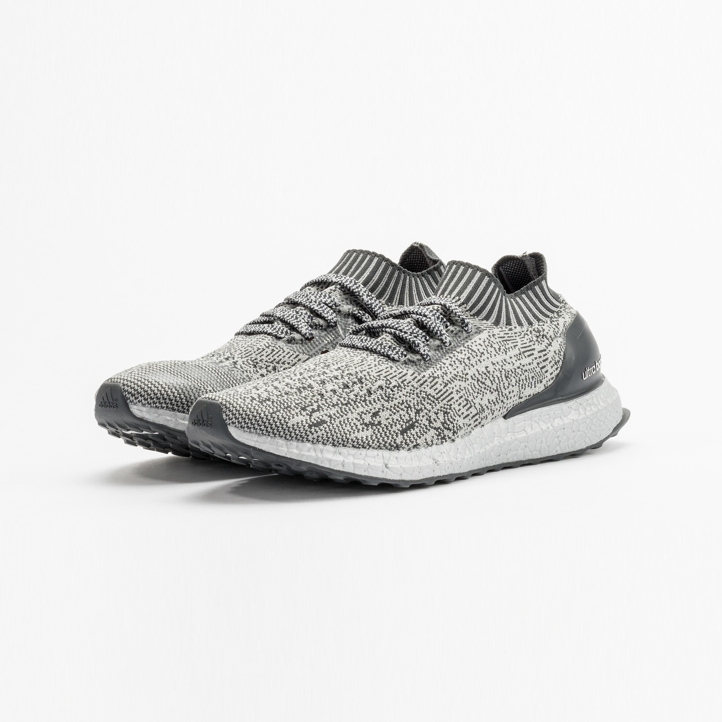 Adidas Ultra Boost Uncaged 'Super Bowl' Silver Grey BA7997-43.33