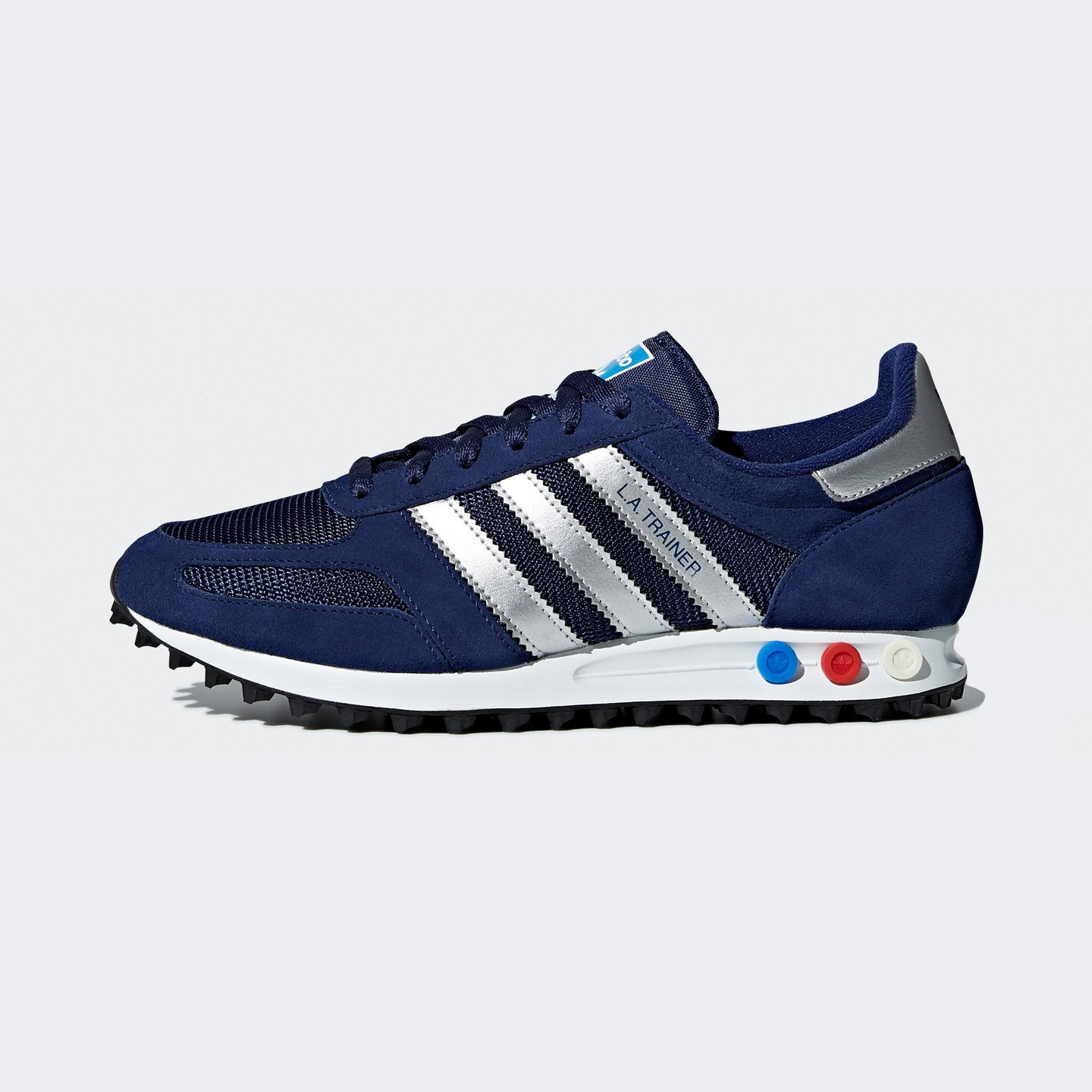 Adidas LA Trainer OG Dark Blue / Metallic Silver CQ2278