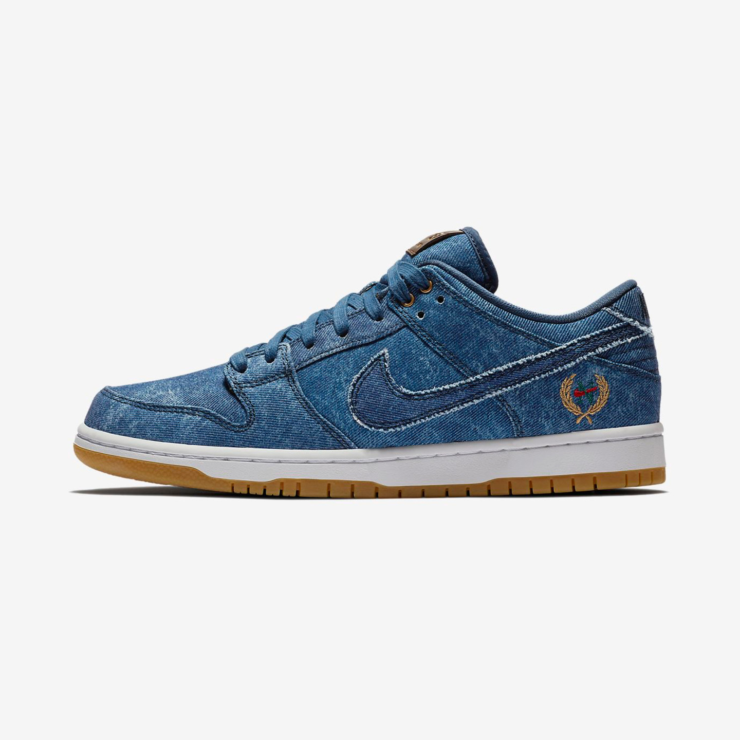 Nike SB Dunk Low TRD QS 'East West Pack' Utility Blue / White 883232-441
