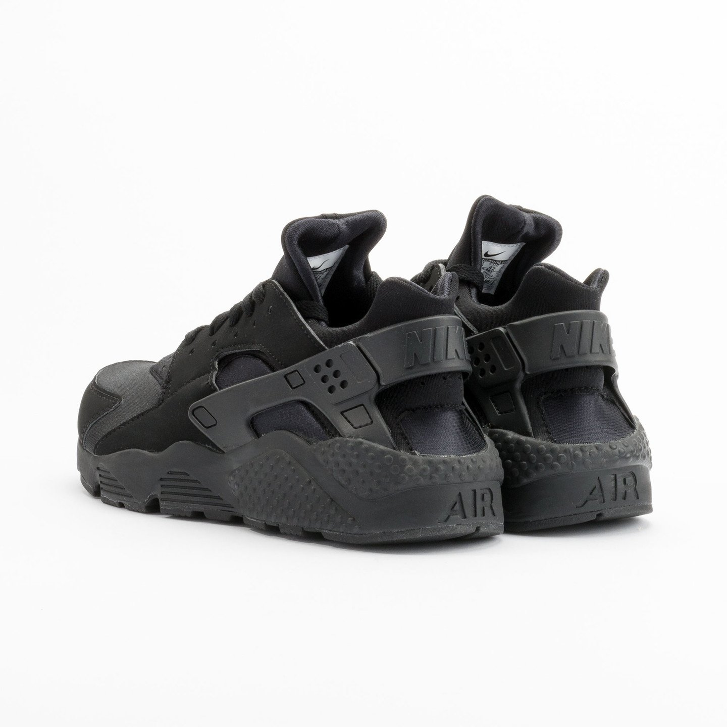 Nike Air Huarache Black/Black-White 318429-003-40.5