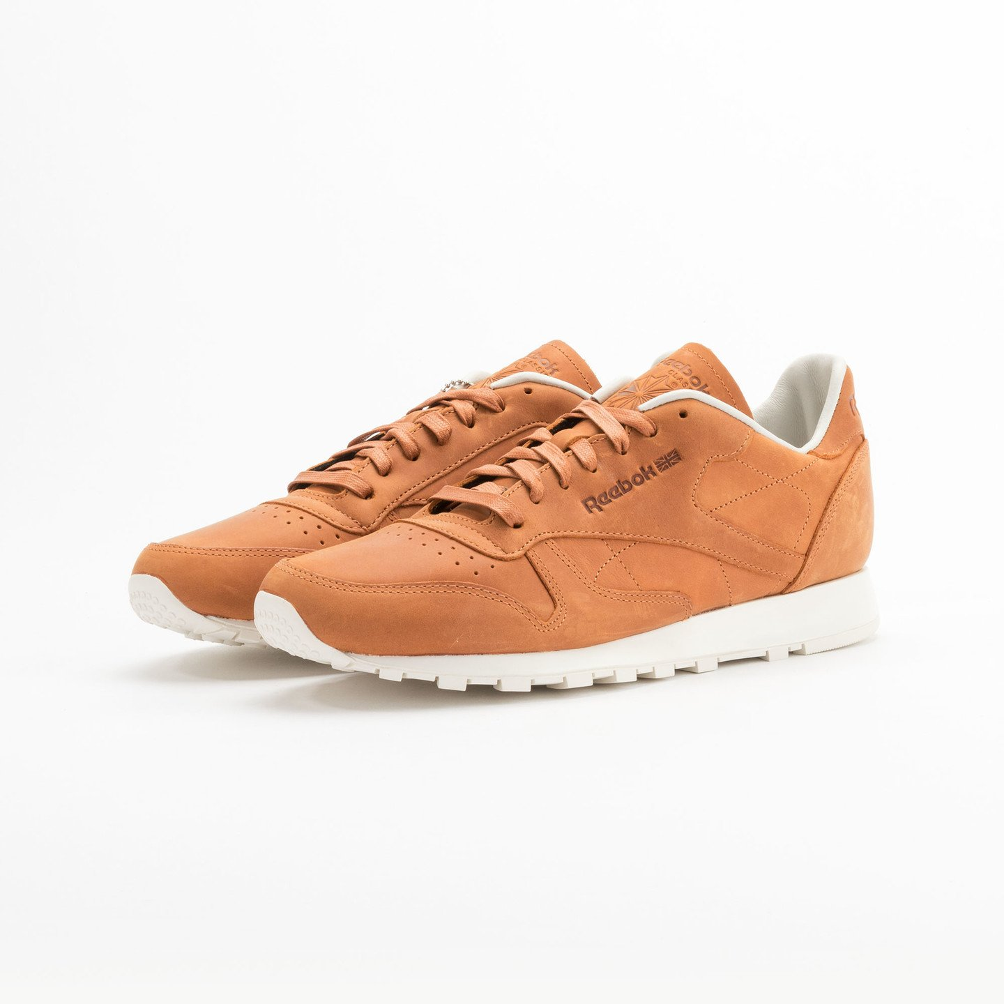 Reebok Classic Leather Lux PW Rusty / Beige / Chalk V68686-44.5