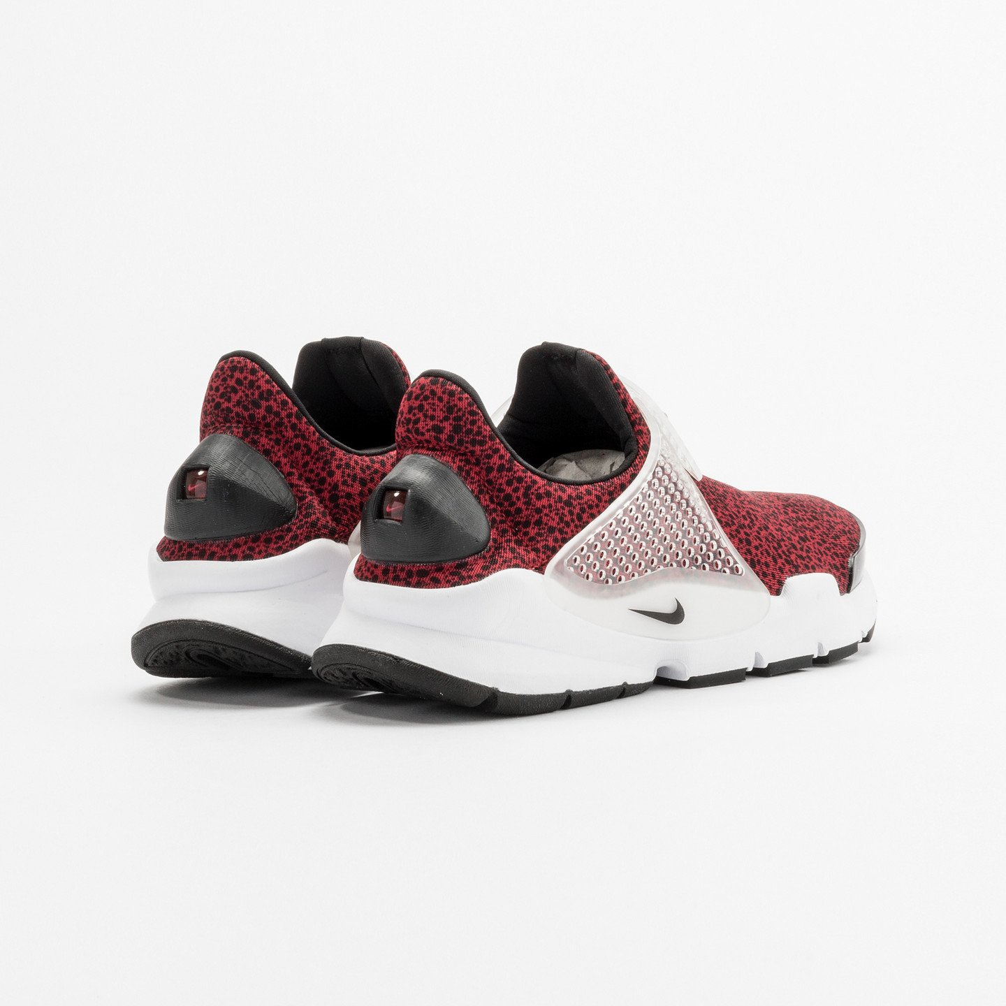 Nike Sock Dart QS  Safari Pack  Gym Red   Black   White 942198- 03f910cdb
