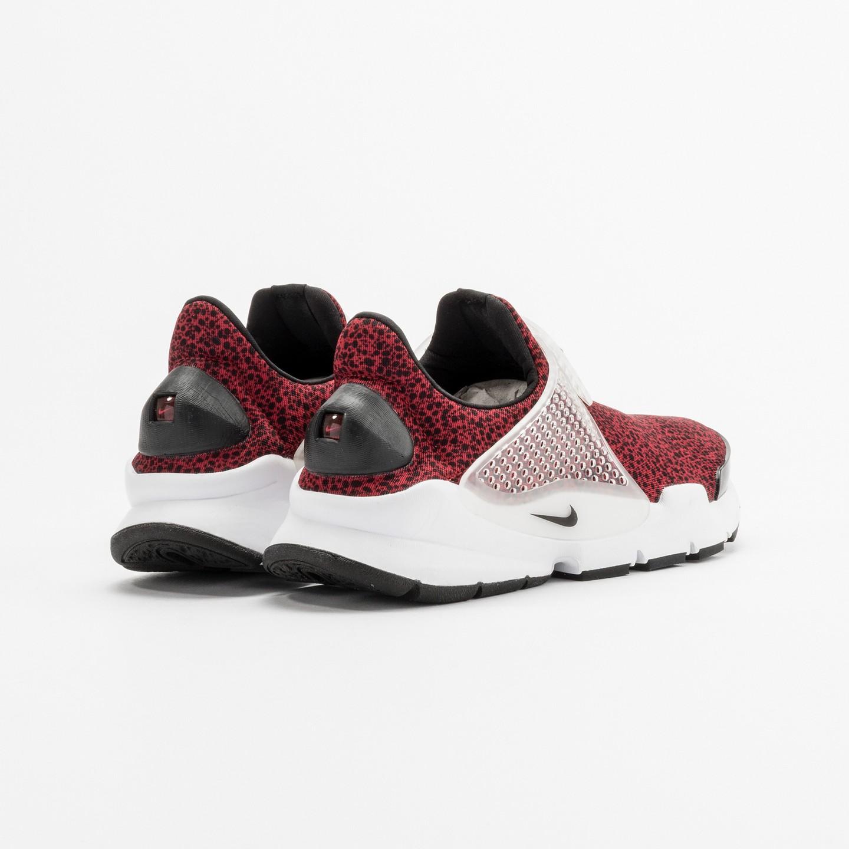 Nike Sock Dart QS  Safari Pack  Gym Red   Black   White 942198- 03f910cdb