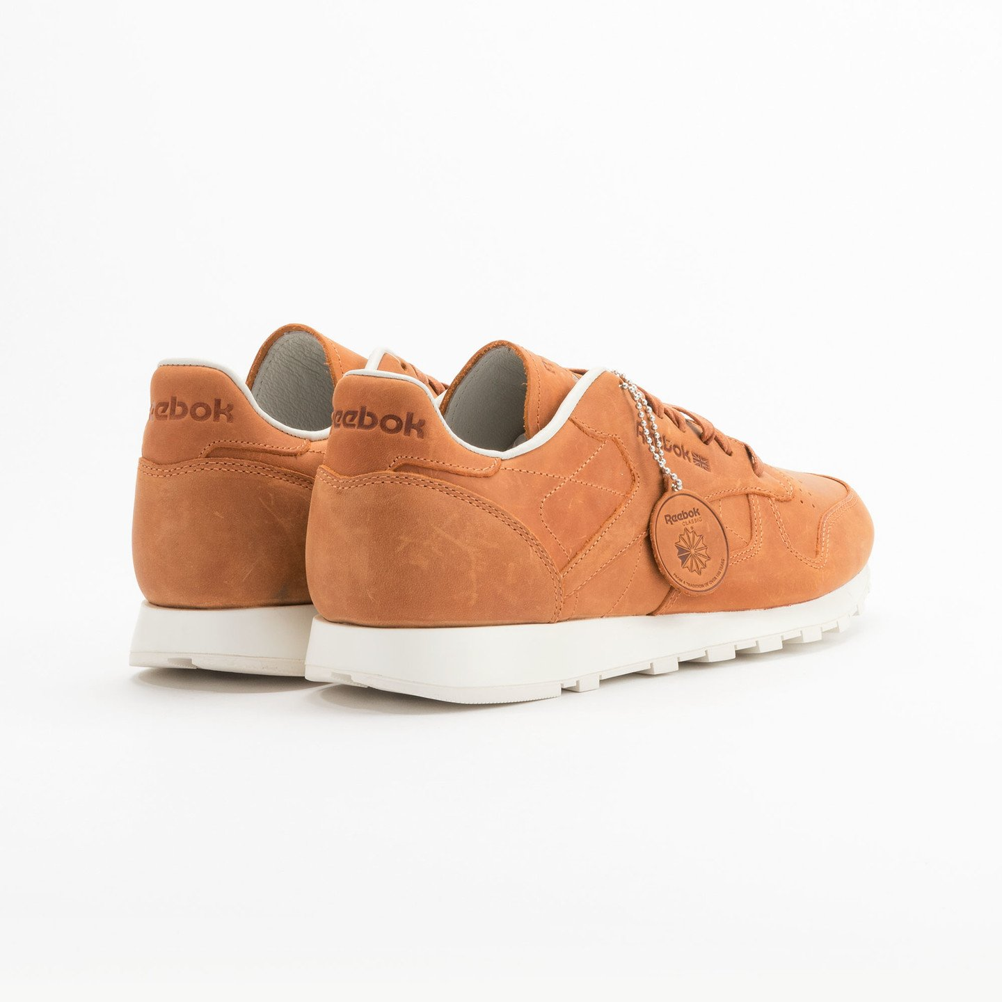 Reebok Classic Leather Lux PW Rusty / Beige / Chalk V68686-44