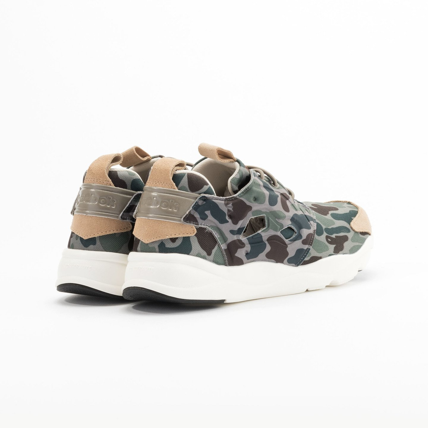 Reebok Furylite Camo Cement / Silvery Green / Sage V67089-42.5