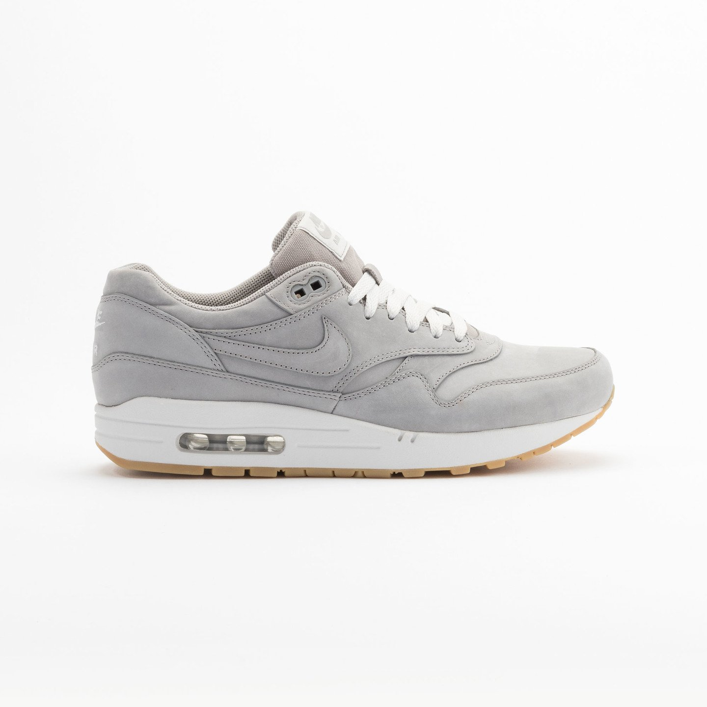 Nike Air Max Leather Premium Medium Grey 705282-005-47